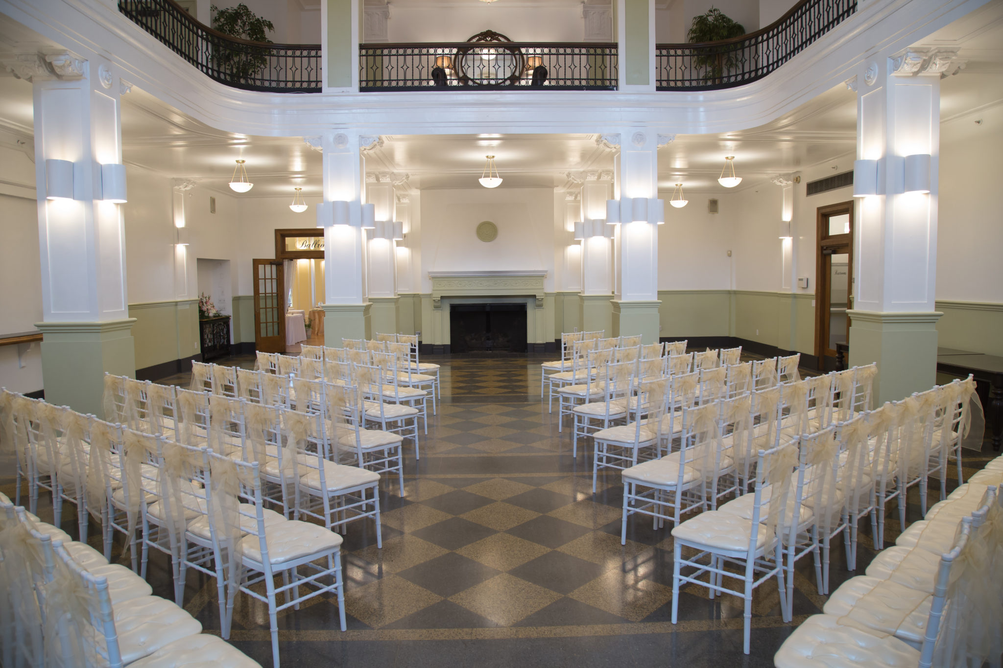 Aleshchenko Venue Setup 18 GLAM MONTE CRISTO BALLROOM WEDDING | EVERETT WEDDING PHOTOGRAPHER