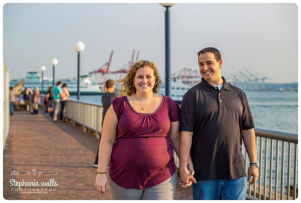 2016 01 22 0021 GREAT WHEEL & PIKE PLACE ENGAGEMENT | SEATTLE ENGAGEMENT PHOTOGRAPHER