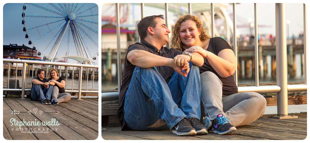 2016 01 22 0029 GREAT WHEEL & PIKE PLACE ENGAGEMENT | SEATTLE ENGAGEMENT PHOTOGRAPHER