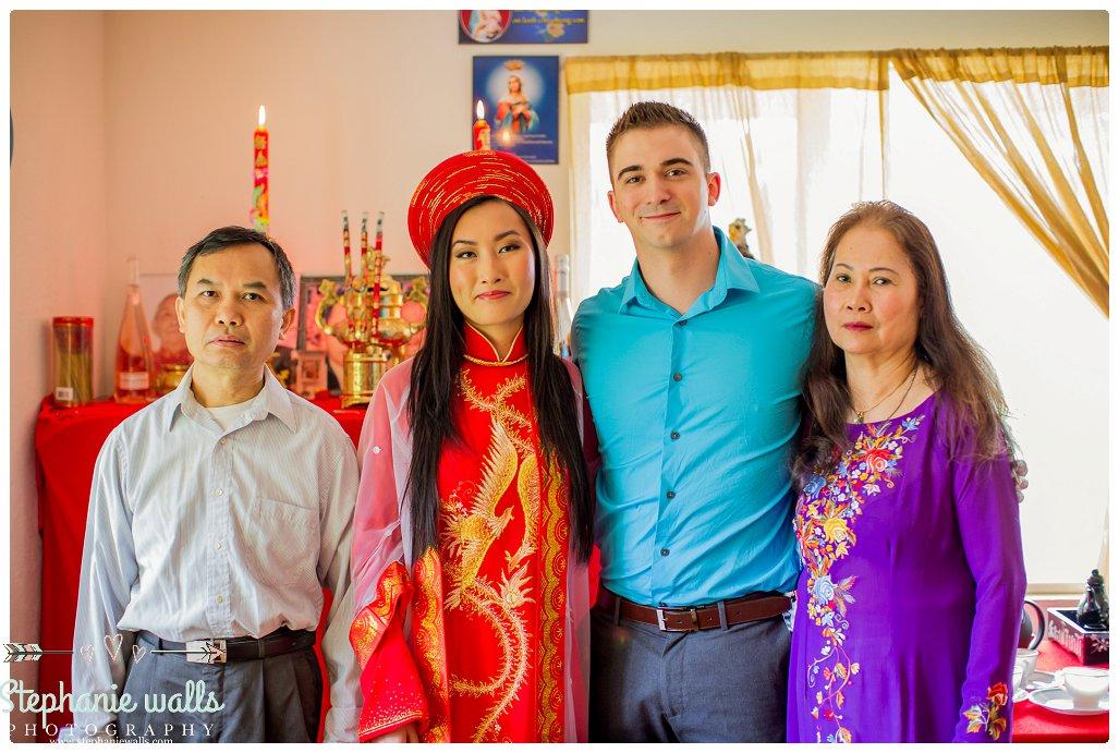2016 06 19 0038 Cultural Love Wedding | Lady Perpetual Help Everett, Washington