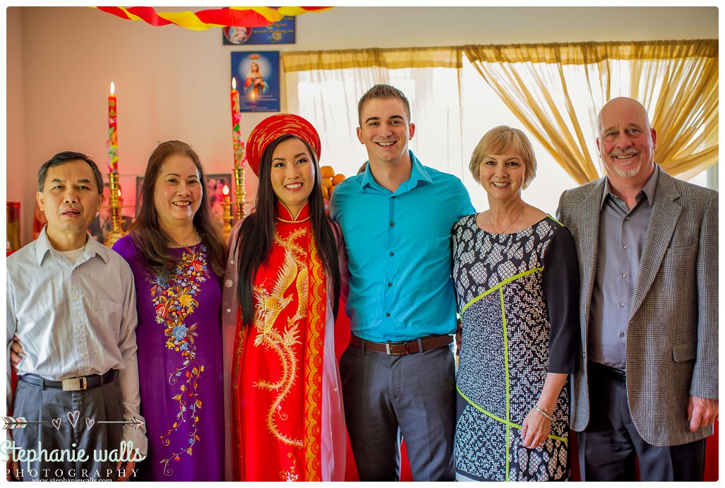 2016 06 19 0039 Cultural Love Wedding | Lady Perpetual Help Everett, Washington