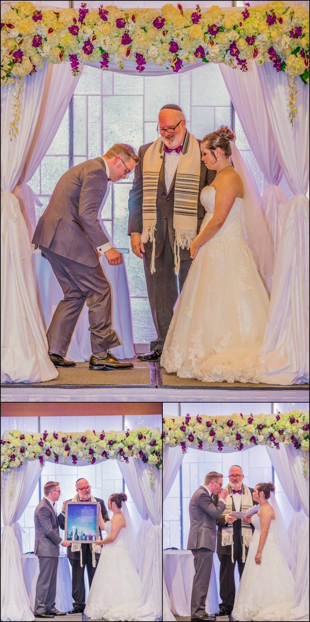 Addis Wedding 118 BELLEVUE JEWISH WEDDING   BELLEVUE CLUB WEDDING PHOTOGRAPHER