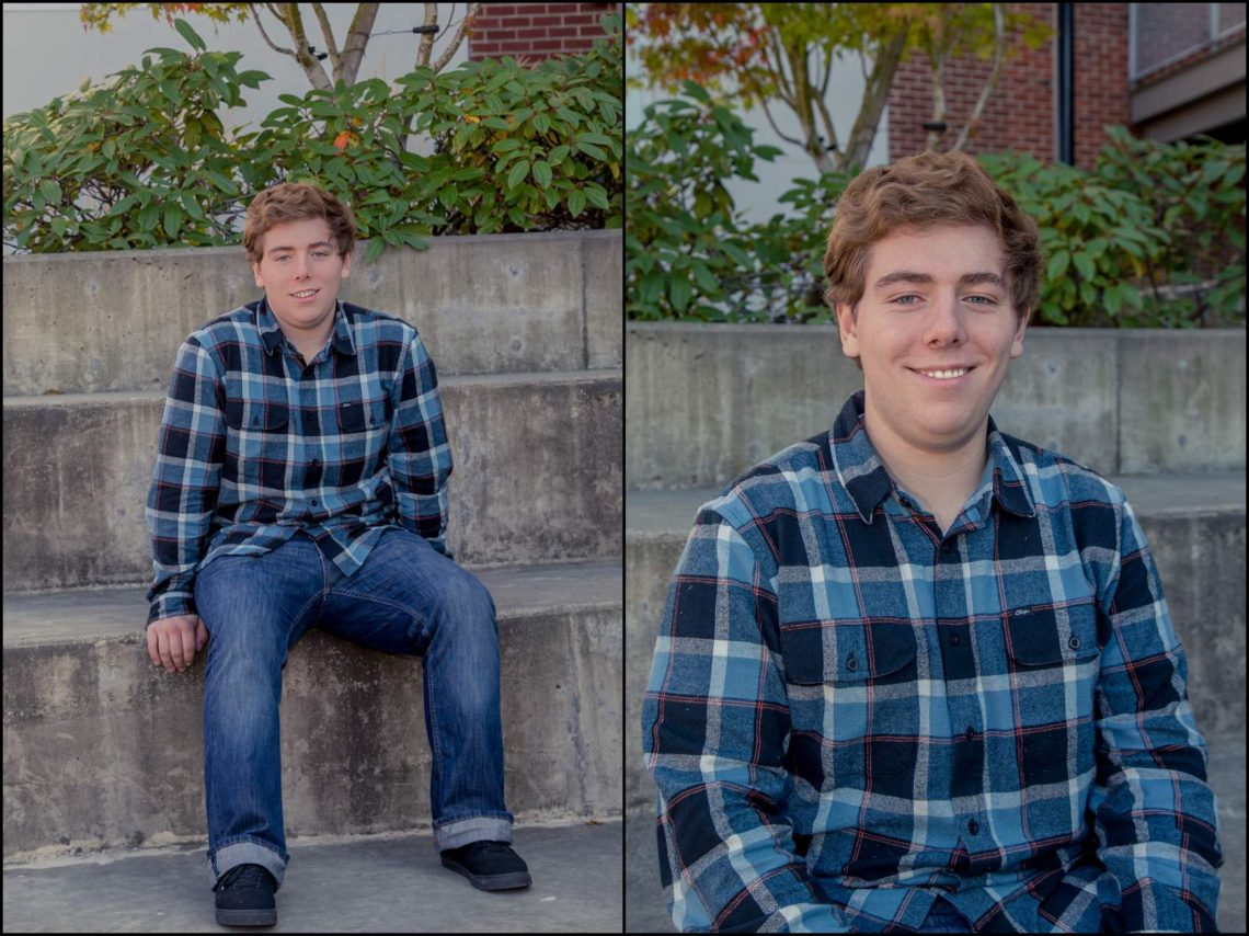Tanner Co2017 14 TANNER | SNOHOMISH HIGH SCHOOL SNOHOMISH | CLASS 2017