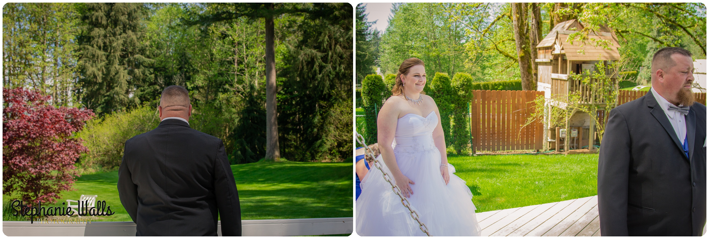 McCaslin Wedding001 Blue Skys ahead | Natures Connection Place | Arlington Wedding Photographer