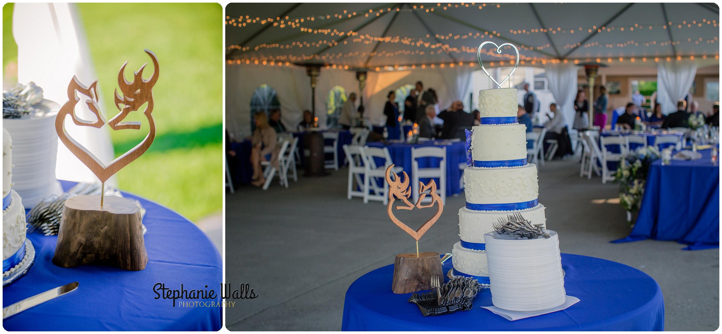 McCaslin Wedding015 Blue Skys ahead | Natures Connection Place | Arlington Wedding Photographer