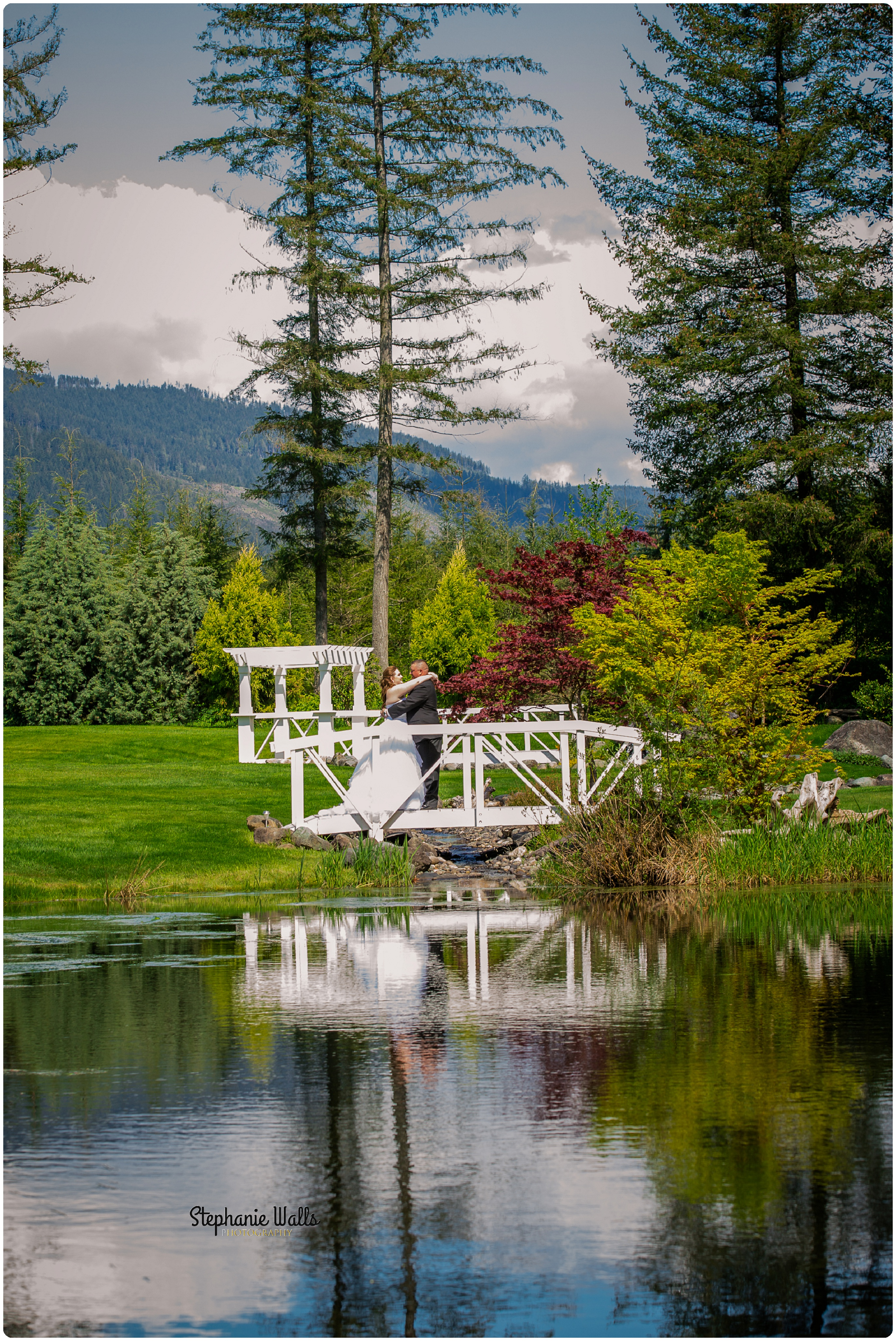 McCaslin Wedding043 2 Blue Skys ahead | Natures Connection Place | Arlington Wedding Photographer