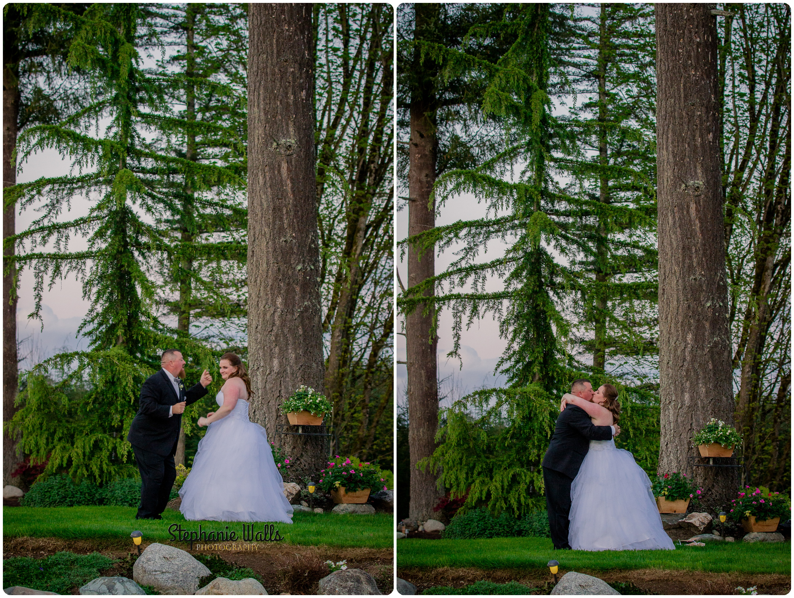 McCaslin Wedding101 Blue Skys ahead | Natures Connection Place | Arlington Wedding Photographer