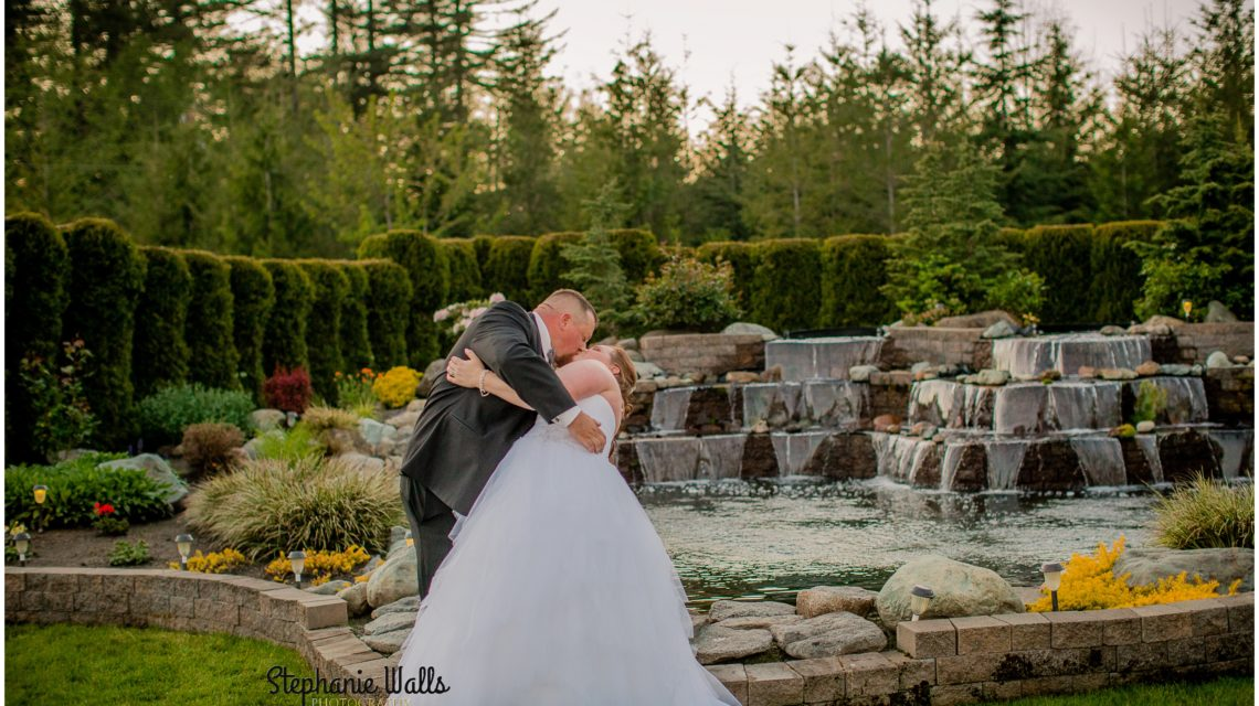 SUNNY SKY'S | NATURES CONNECTION WEDDING | ARLINGTON, WA