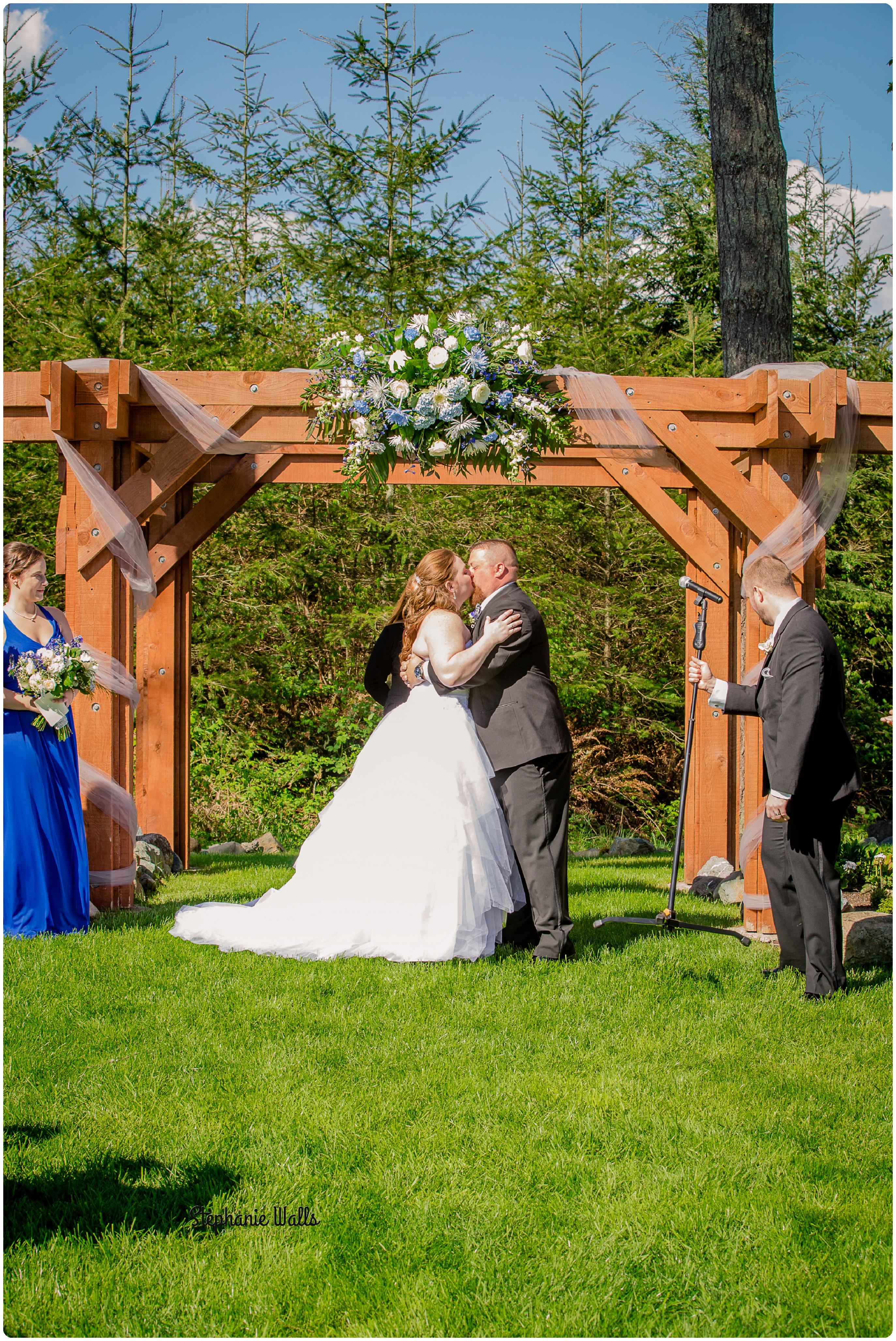 McCaslin Wedding173 3 Blue Skys ahead | Natures Connection Place | Arlington Wedding Photographer