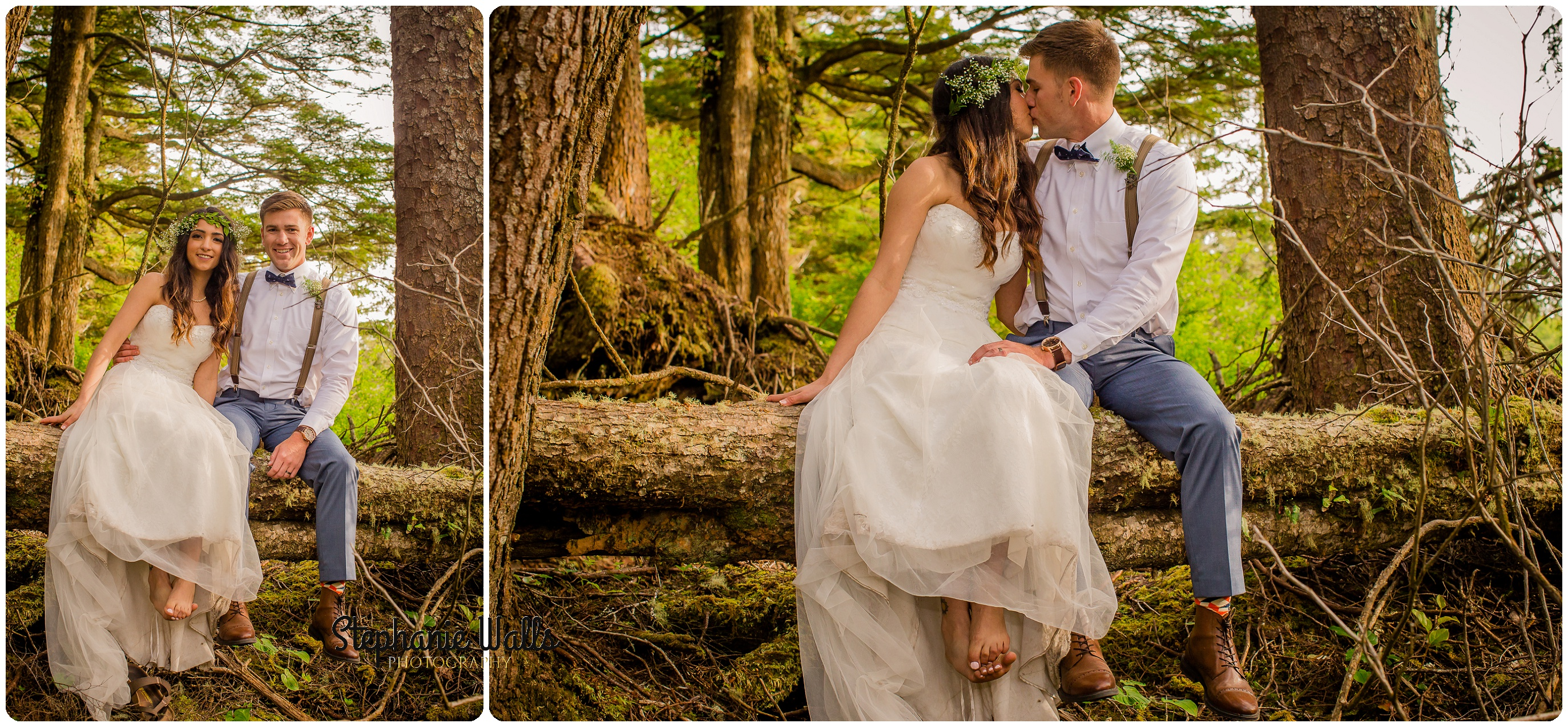 Belfour 398 INTIMATE CLIFFSIDE ELOPEMENT | CAPE FLATTERY NEAH BAY | STEPHANIE WALLS PHOTOGRAPHY