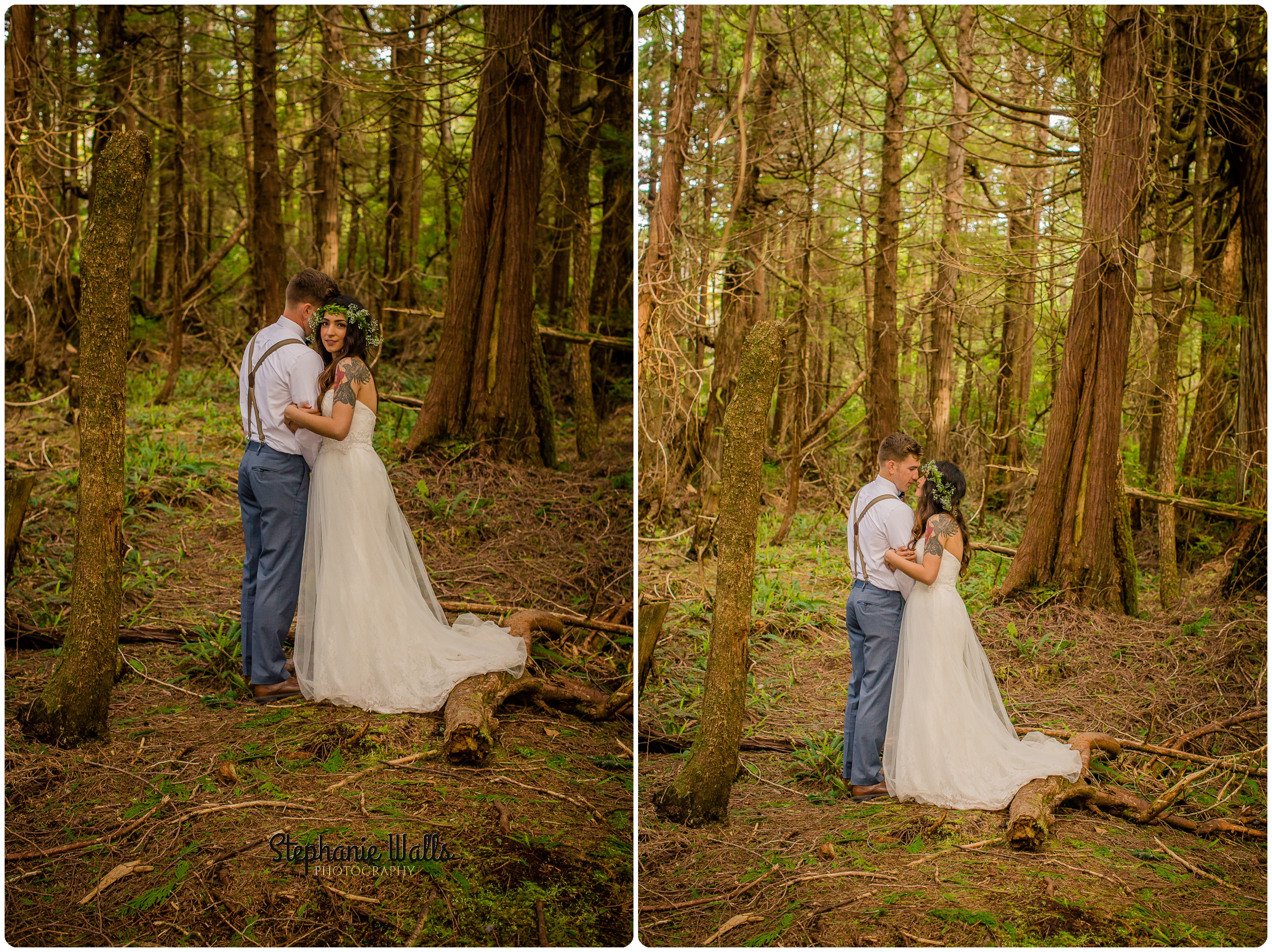 Belfour 449 INTIMATE CLIFFSIDE ELOPEMENT | CAPE FLATTERY NEAH BAY | STEPHANIE WALLS PHOTOGRAPHY