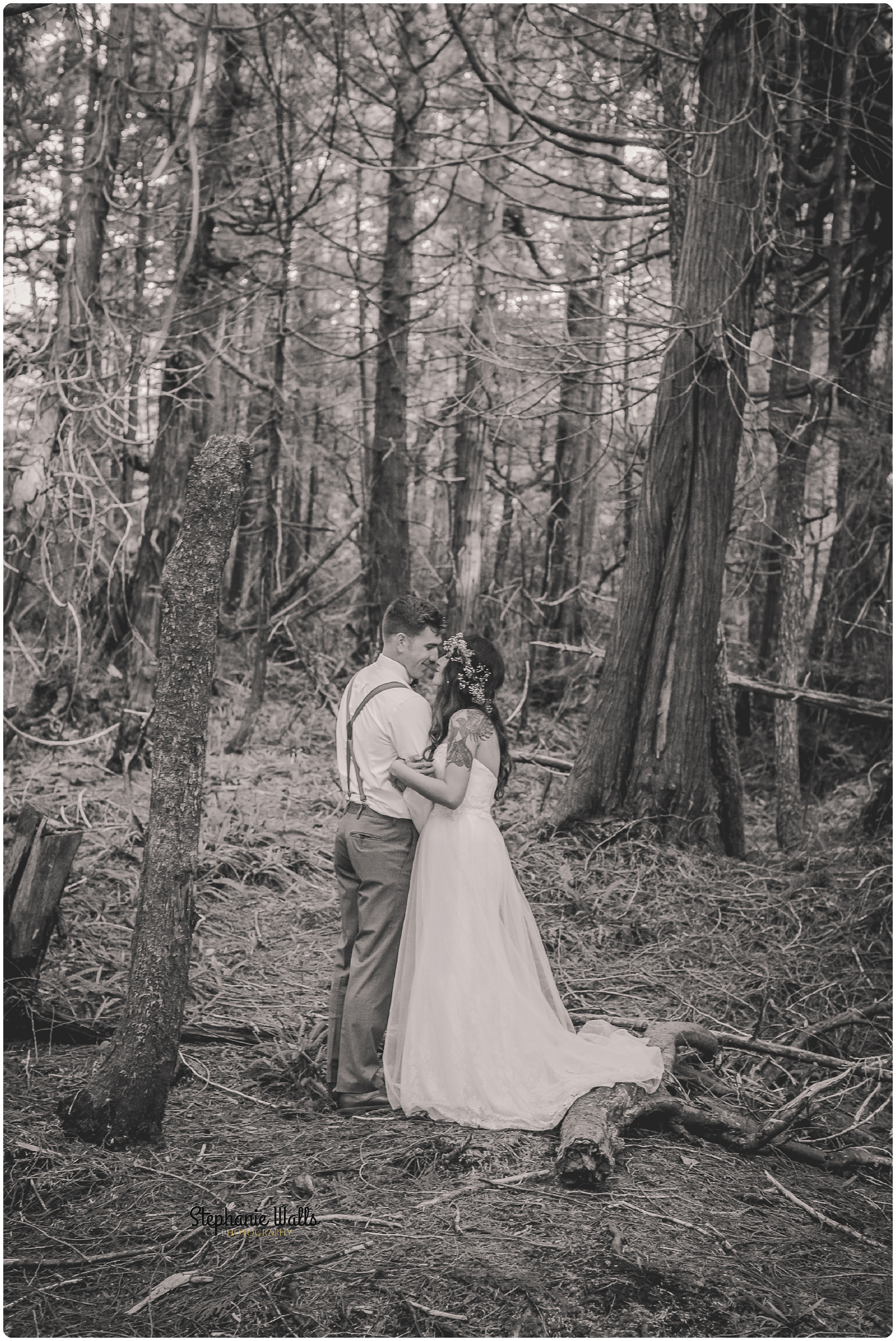 Belfour 452 INTIMATE CLIFFSIDE ELOPEMENT | CAPE FLATTERY NEAH BAY | STEPHANIE WALLS PHOTOGRAPHY