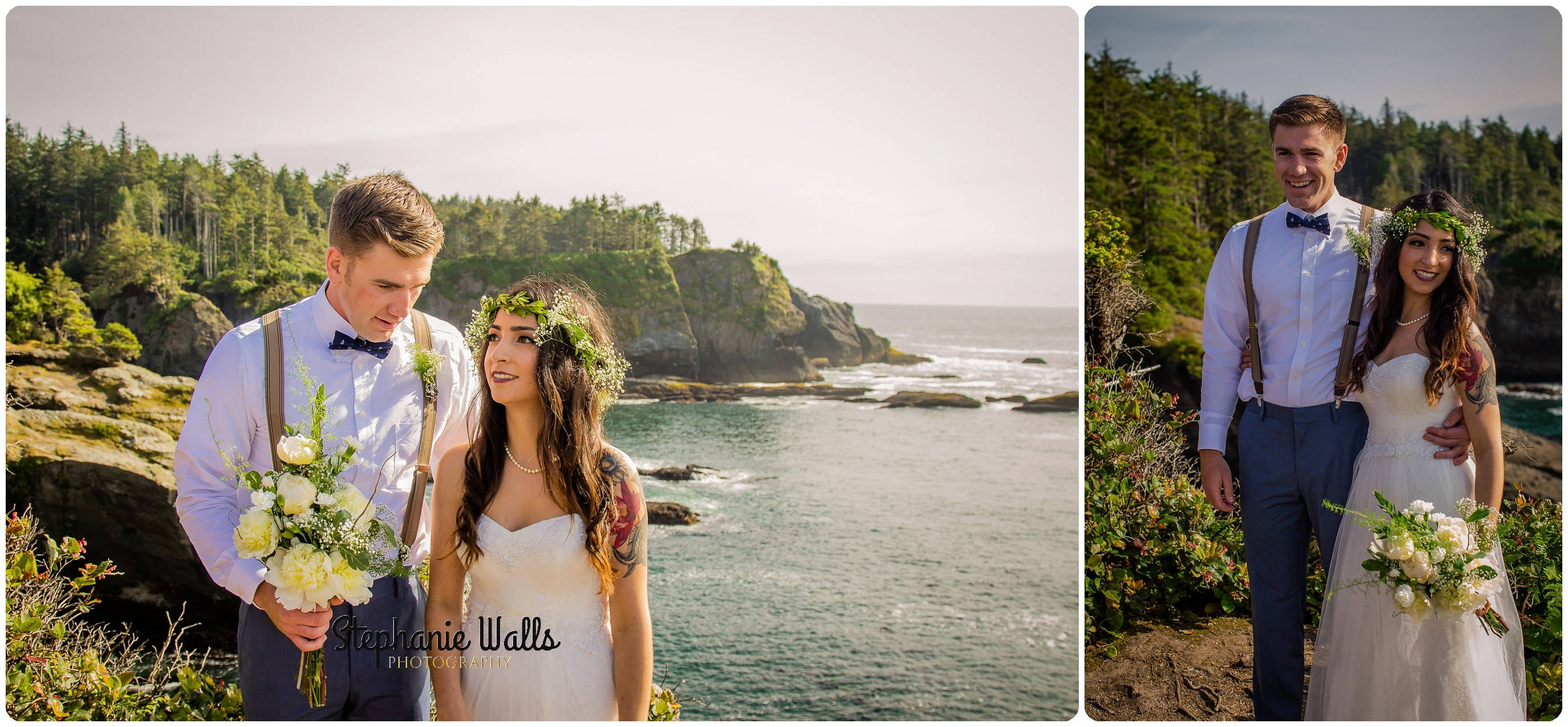 belfour 070 INTIMATE CLIFFSIDE ELOPEMENT | CAPE FLATTERY NEAH BAY | STEPHANIE WALLS PHOTOGRAPHY