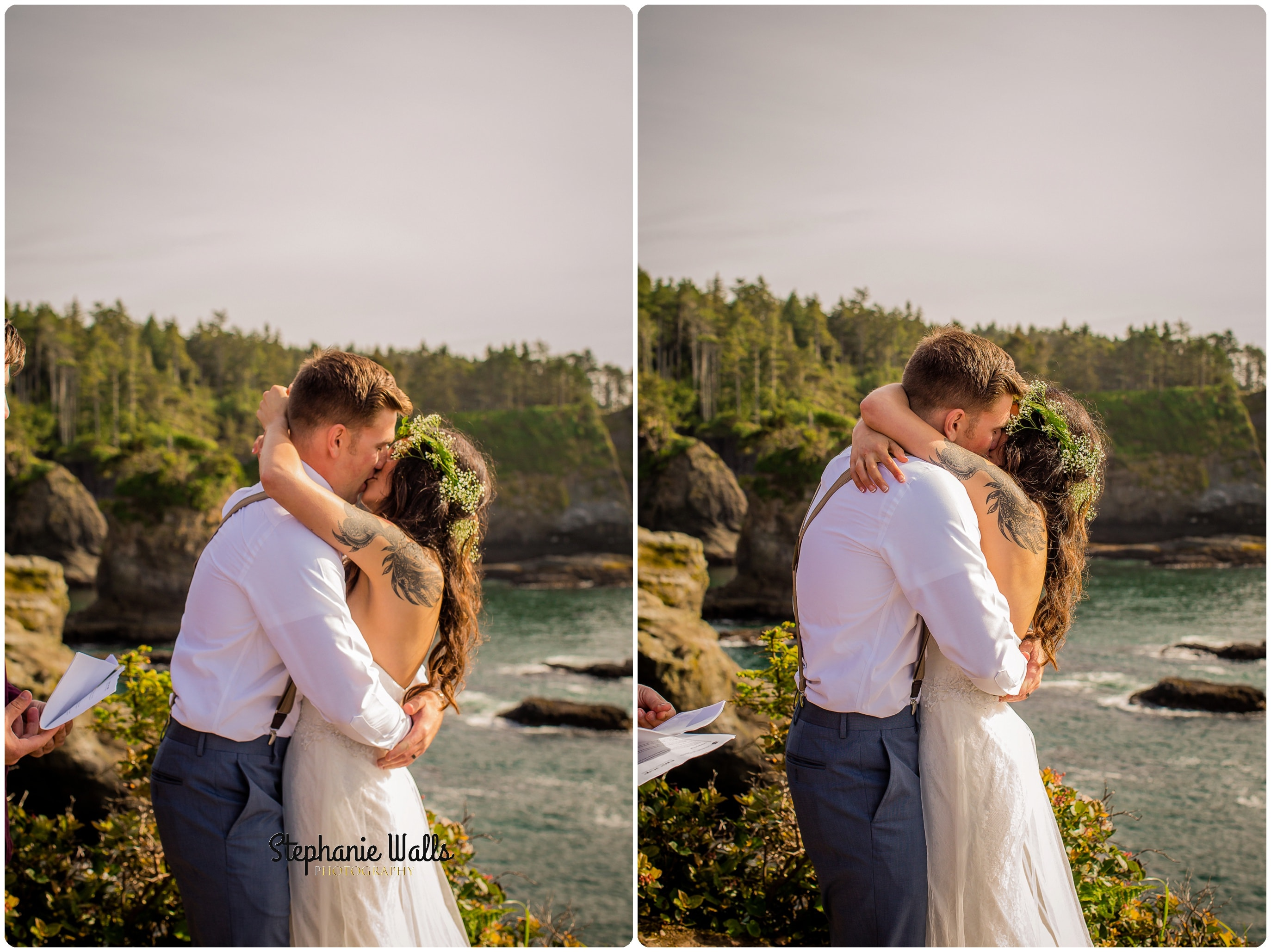 belfour 173 INTIMATE CLIFFSIDE ELOPEMENT | CAPE FLATTERY NEAH BAY | STEPHANIE WALLS PHOTOGRAPHY