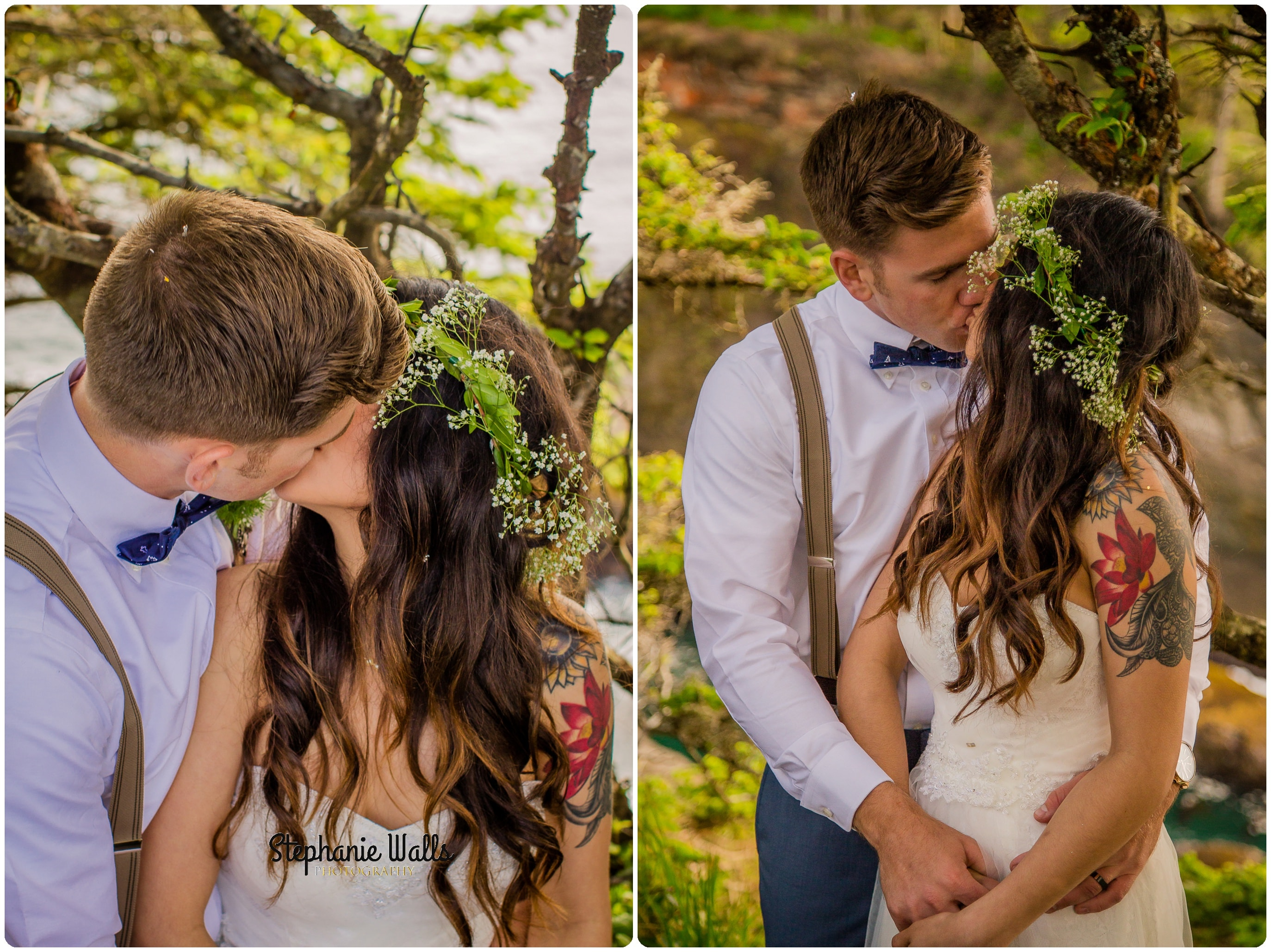 belfour 366 INTIMATE CLIFFSIDE ELOPEMENT | CAPE FLATTERY NEAH BAY | STEPHANIE WALLS PHOTOGRAPHY