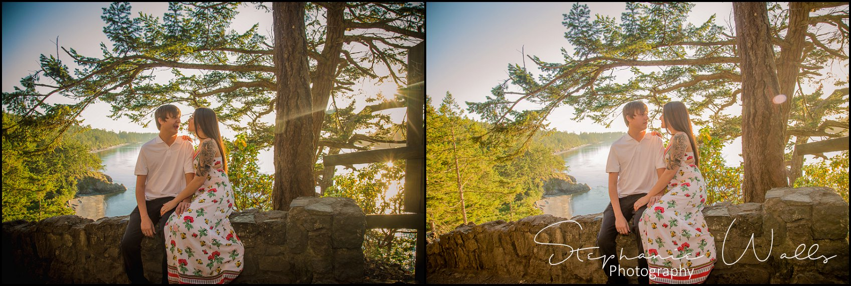 Nataly Marty076 IN A GALAXY FAR FAR AWAY | NATALY & MARTY | DECEPTION PASS ENGAGEMENT SESSION
