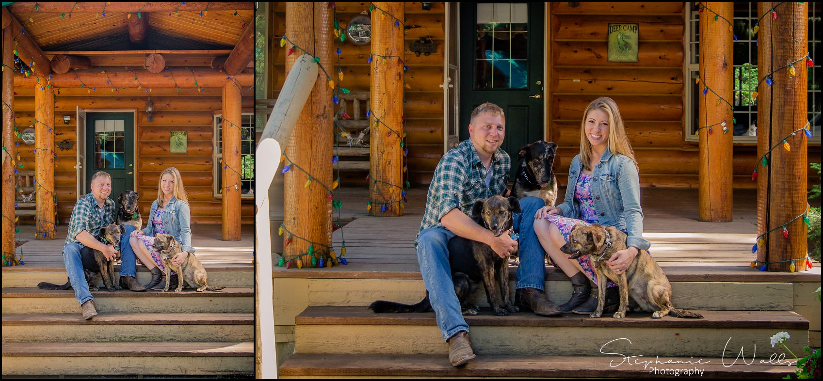 Taylor Jessie003 TAYLOR & JESSE | EASTON, WA ENGAGEMENT SESSION { SNOHOMISH WEDDING PHOTOGRAPHER }