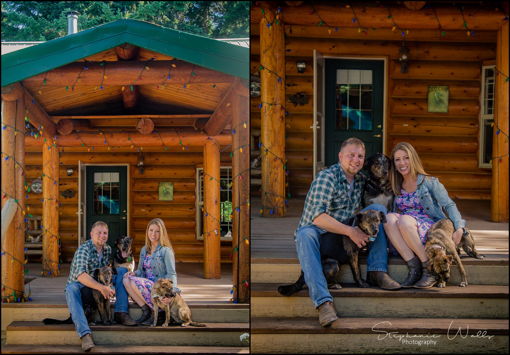 Taylor Jessie006 TAYLOR & JESSE | EASTON, WA ENGAGEMENT SESSION { SNOHOMISH WEDDING PHOTOGRAPHER }
