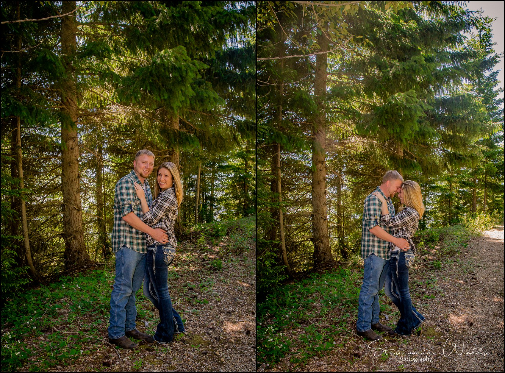 Taylor Jessie016 TAYLOR & JESSE | EASTON, WA ENGAGEMENT SESSION { SNOHOMISH WEDDING PHOTOGRAPHER }