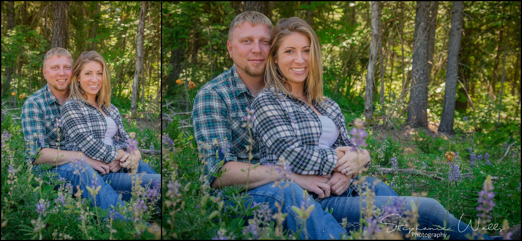 Taylor Jessie074 TAYLOR & JESSE | EASTON, WA ENGAGEMENT SESSION { SNOHOMISH WEDDING PHOTOGRAPHER }