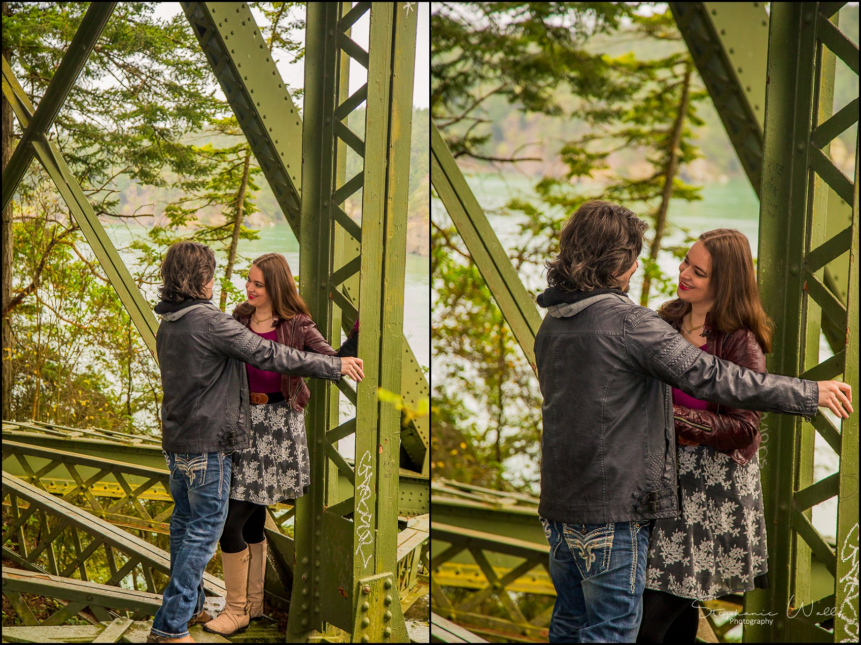 Foss 003 Engaged  Deception Pass Park   with Sarah and Erik