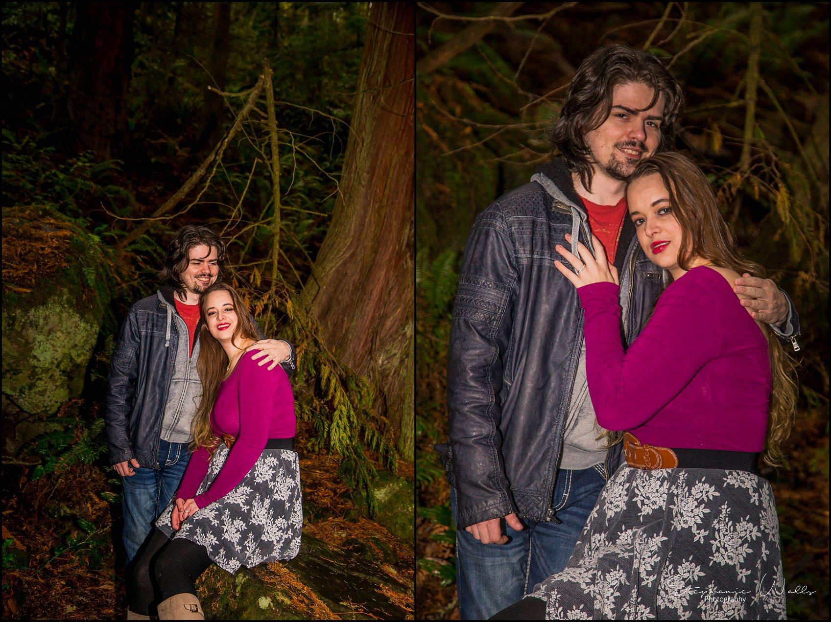Foss 023 Engaged  Deception Pass Park   with Sarah and Erik
