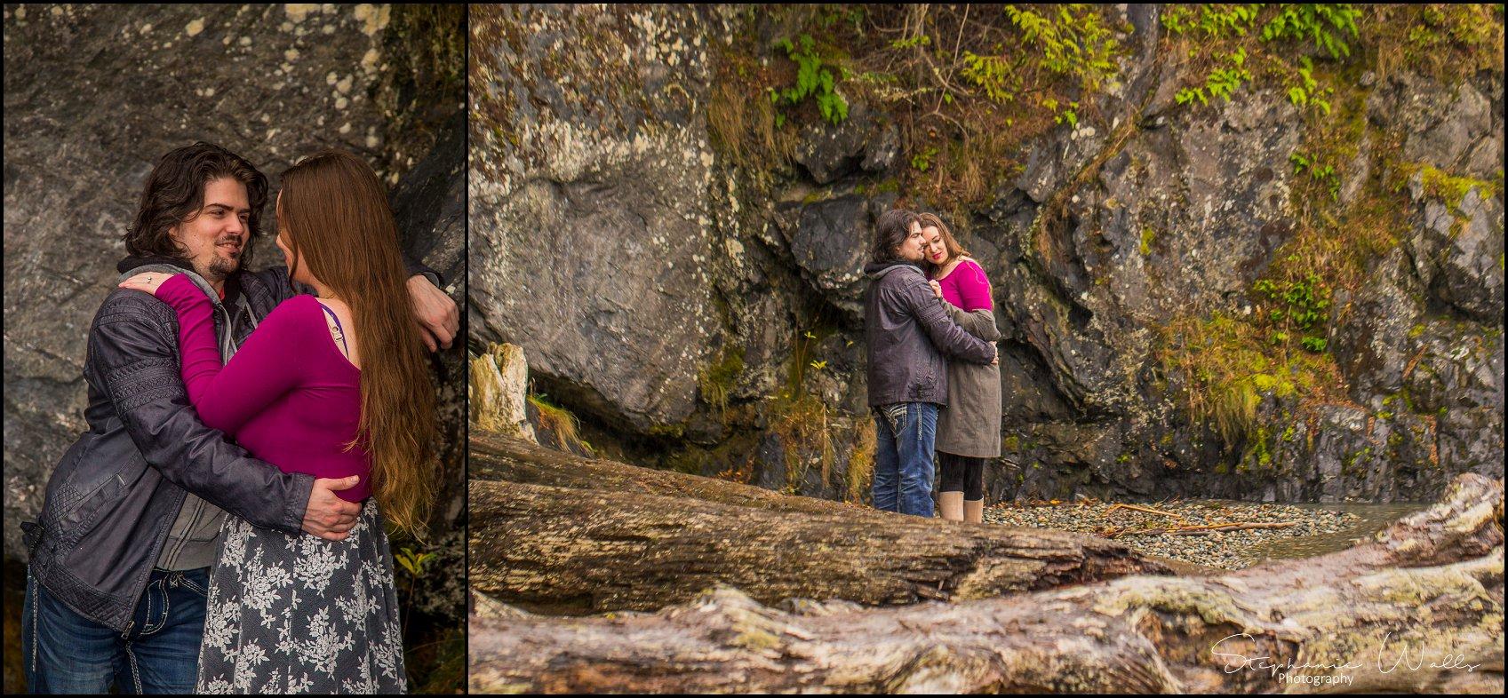 Foss 030 Engaged  Deception Pass Park   with Sarah and Erik