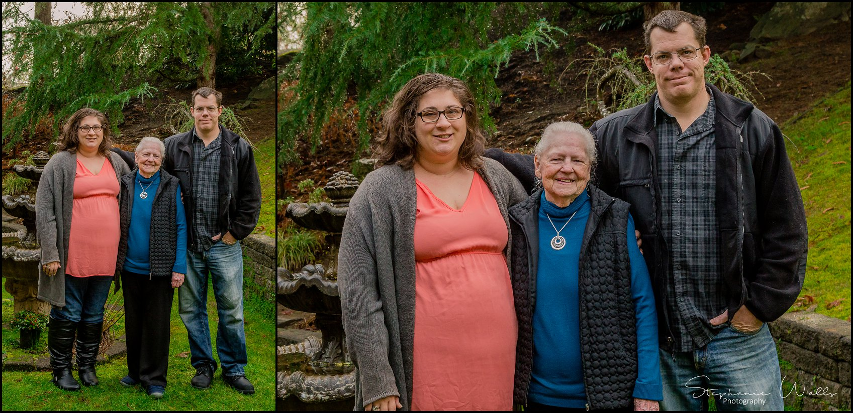 Reiber Family 001 Home For the Holidays | Snohomish, Wa Family Portrait Photographer