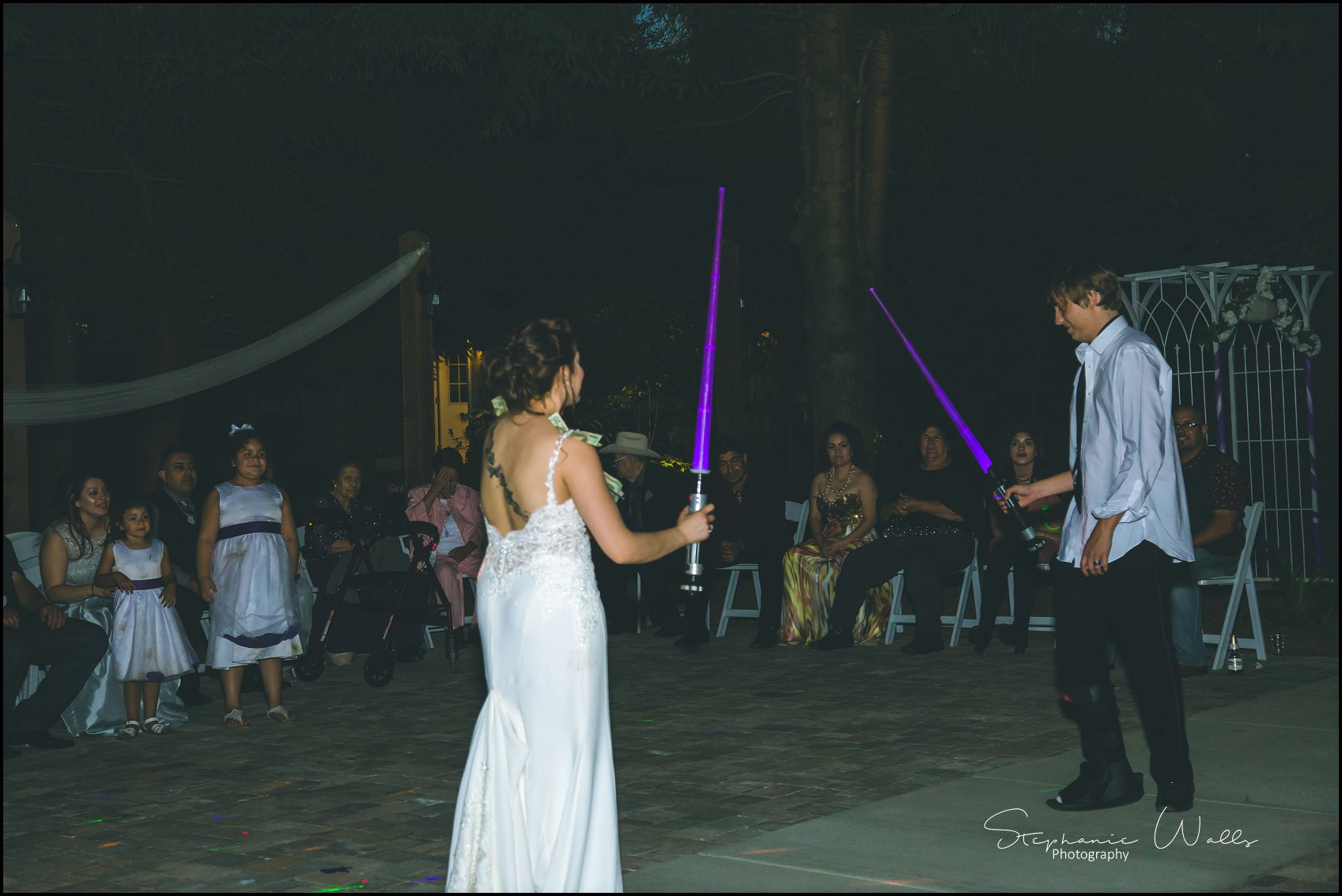 Walker Wedding001 3 Woodland Meadows   Lightsabers and Wands With Nataly and Marty