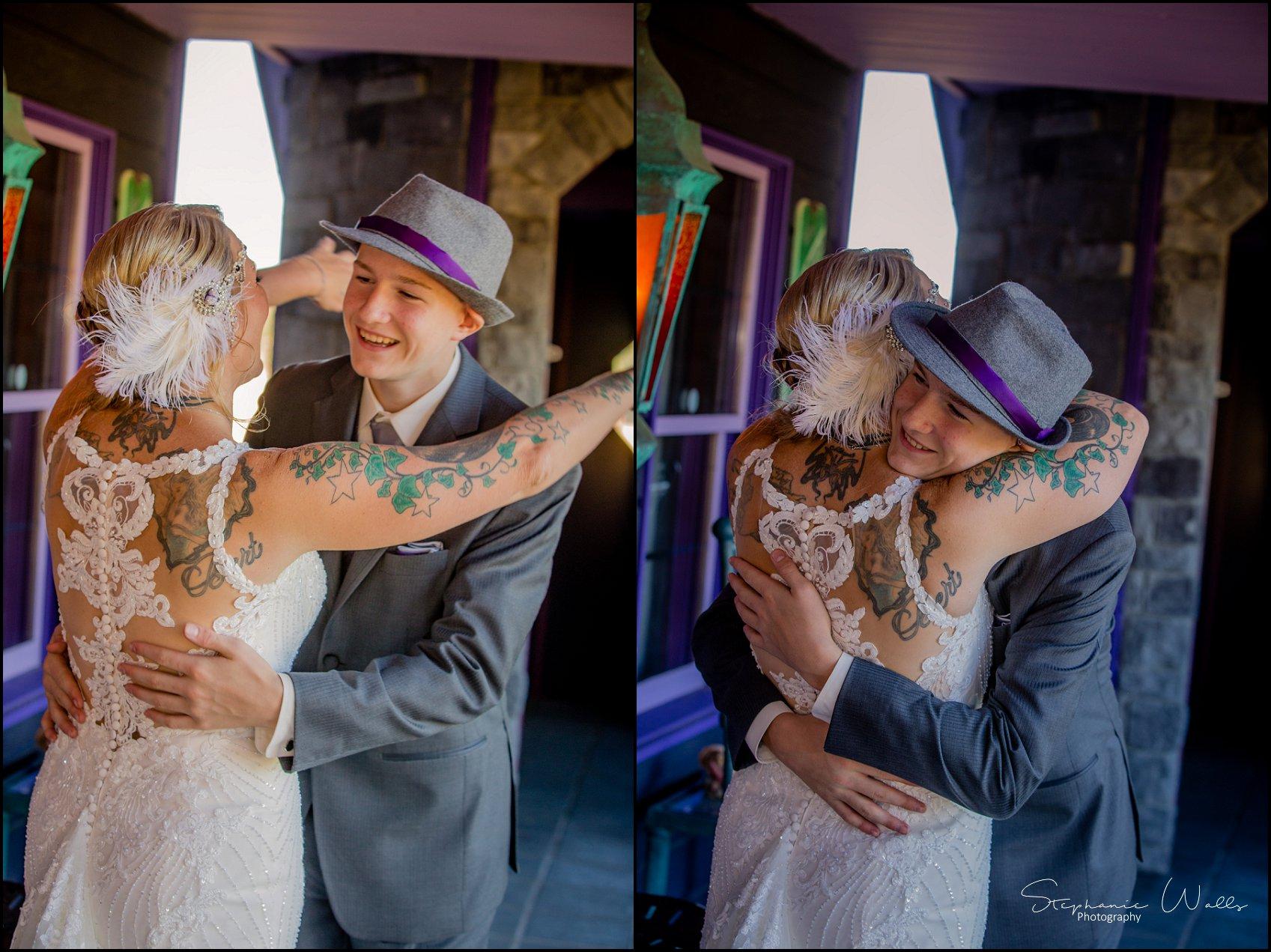 Everist Wedding 012 1 Patti & Bobbys | Troll Haven Castle & Bandy Farms | Sequim, Wa Wedding Photographer