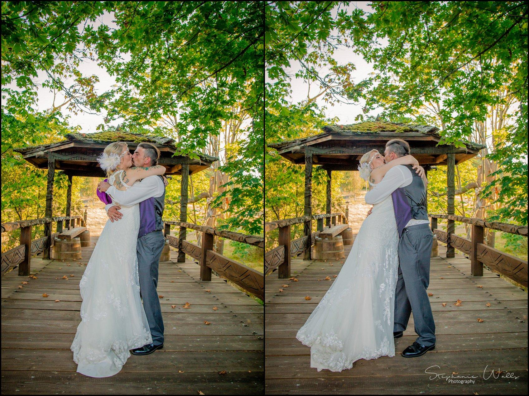 Everist Wedding 057 1 Patti & Bobbys | Troll Haven Castle & Bandy Farms | Sequim, Wa Wedding Photographer