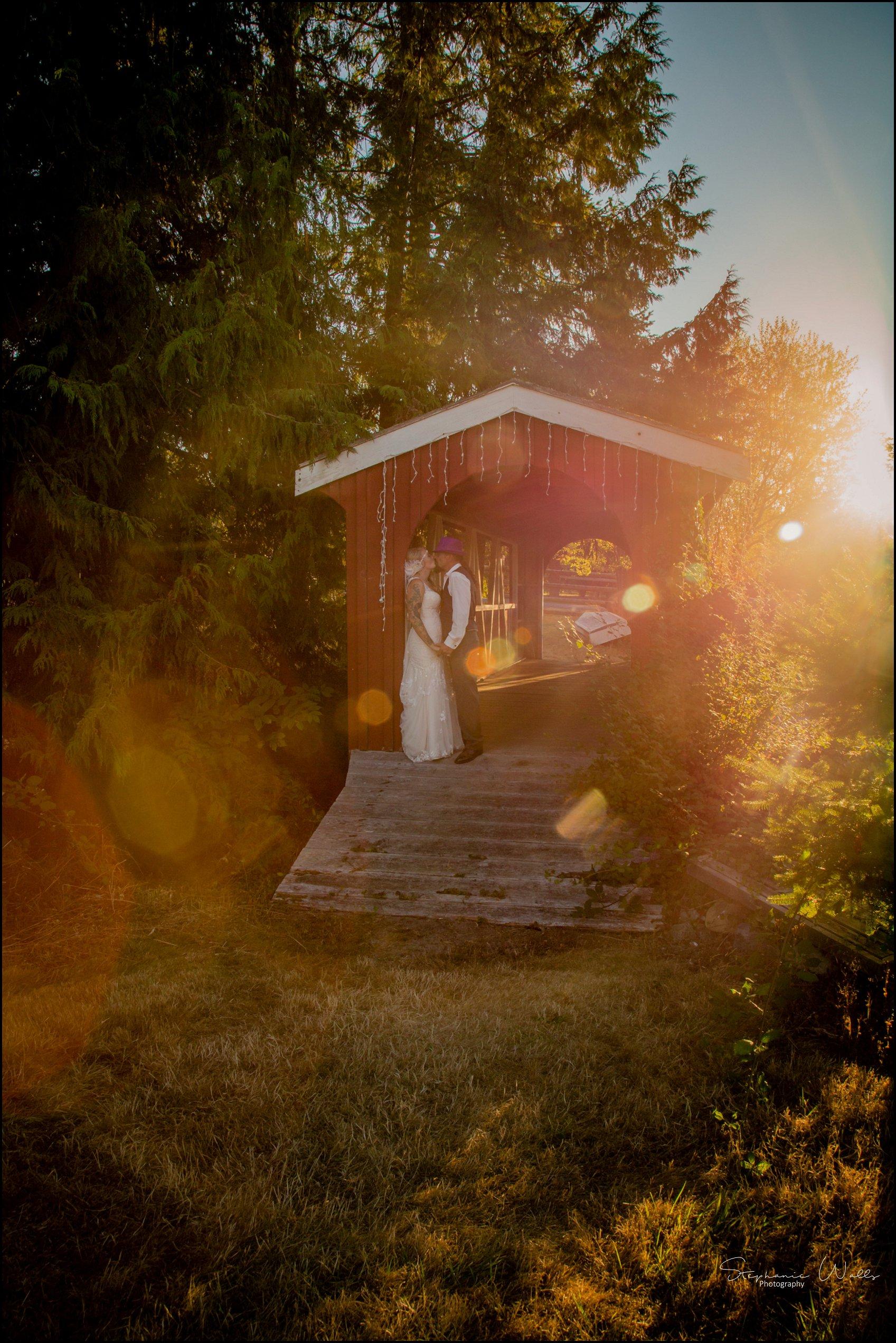 Everist Wedding 085 2 Patti & Bobbys | Troll Haven Castle & Bandy Farms | Sequim, Wa Wedding Photographer