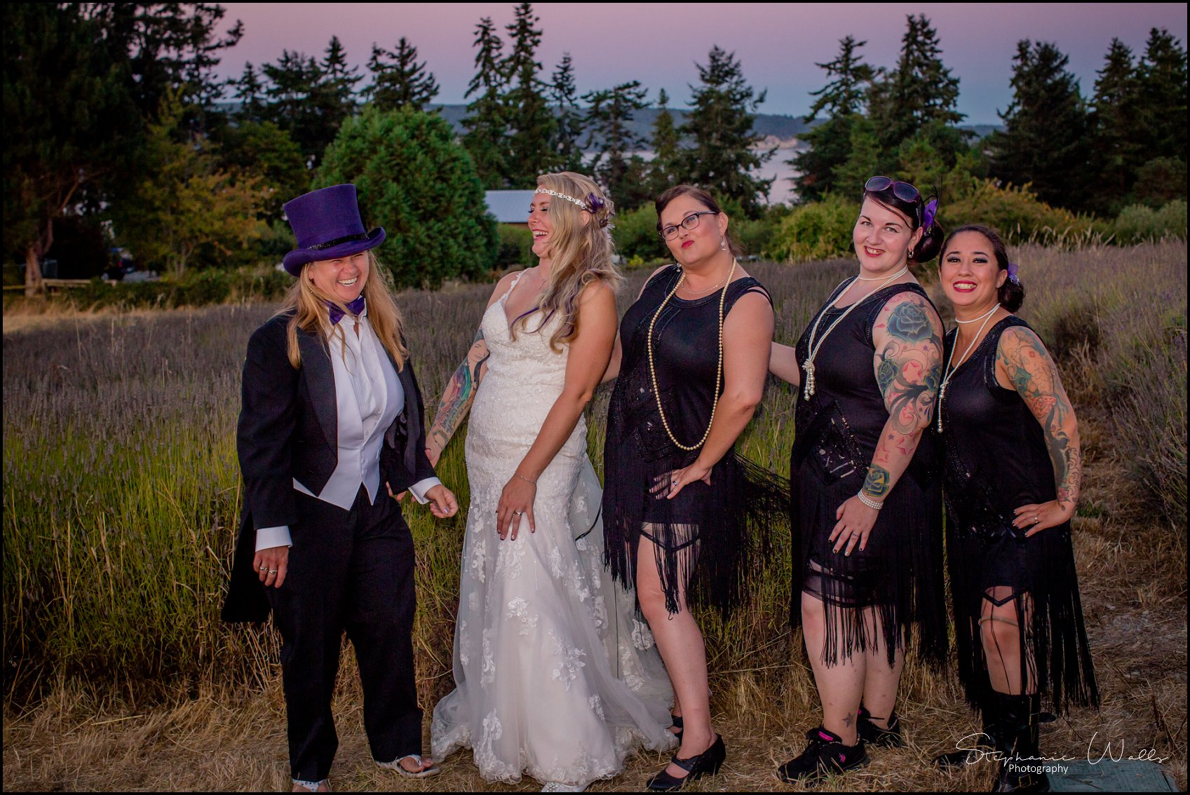 Everist Wedding 088 Patti & Bobbys | Troll Haven Castle & Bandy Farms | Sequim, Wa Wedding Photographer