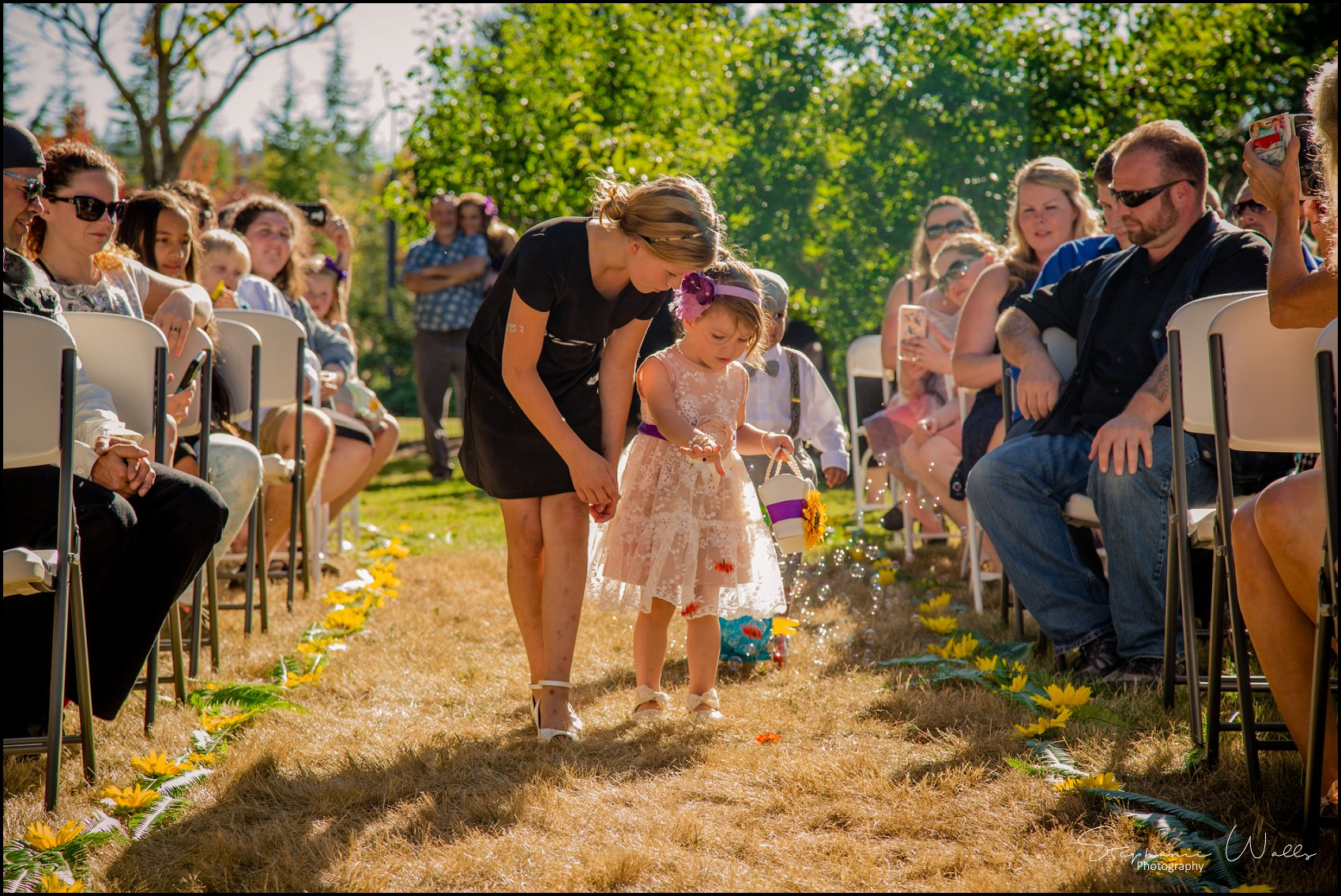 Everist Wedding 113 Patti & Bobbys | Troll Haven Castle & Bandy Farms | Sequim, Wa Wedding Photographer