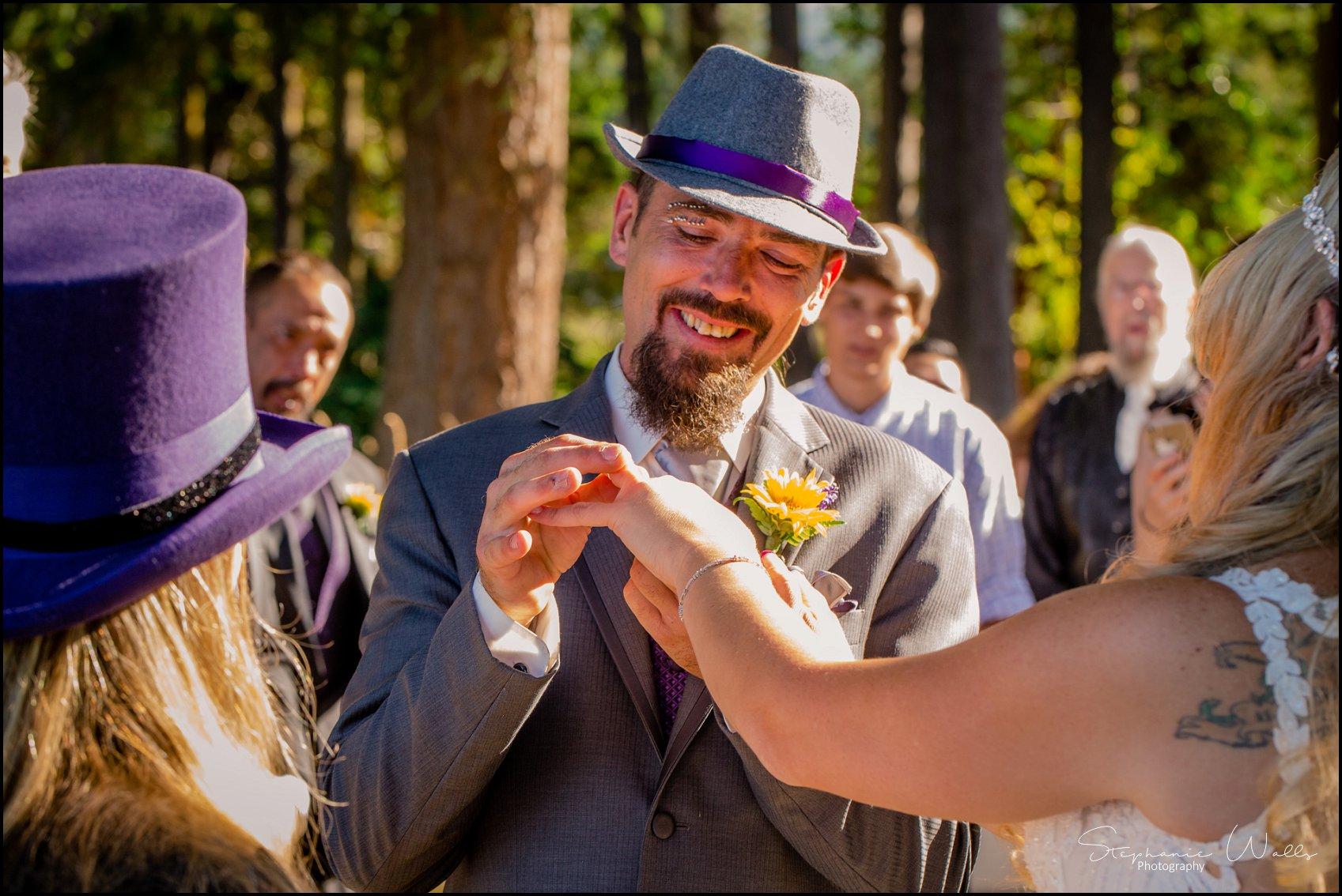 Everist Wedding 235 Patti & Bobbys | Troll Haven Castle & Bandy Farms | Sequim, Wa Wedding Photographer