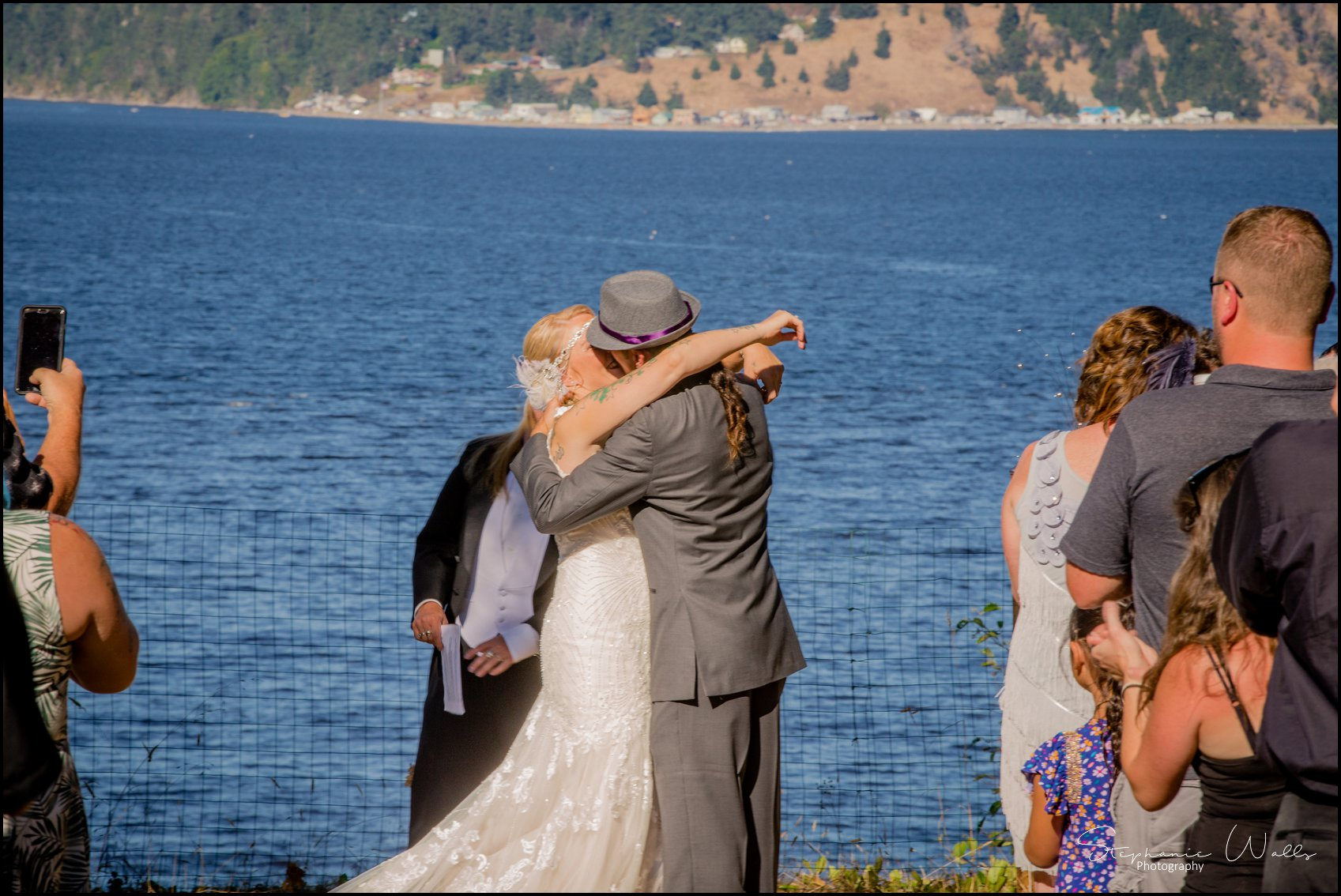 Everist Wedding 249 Patti & Bobbys | Troll Haven Castle & Bandy Farms | Sequim, Wa Wedding Photographer