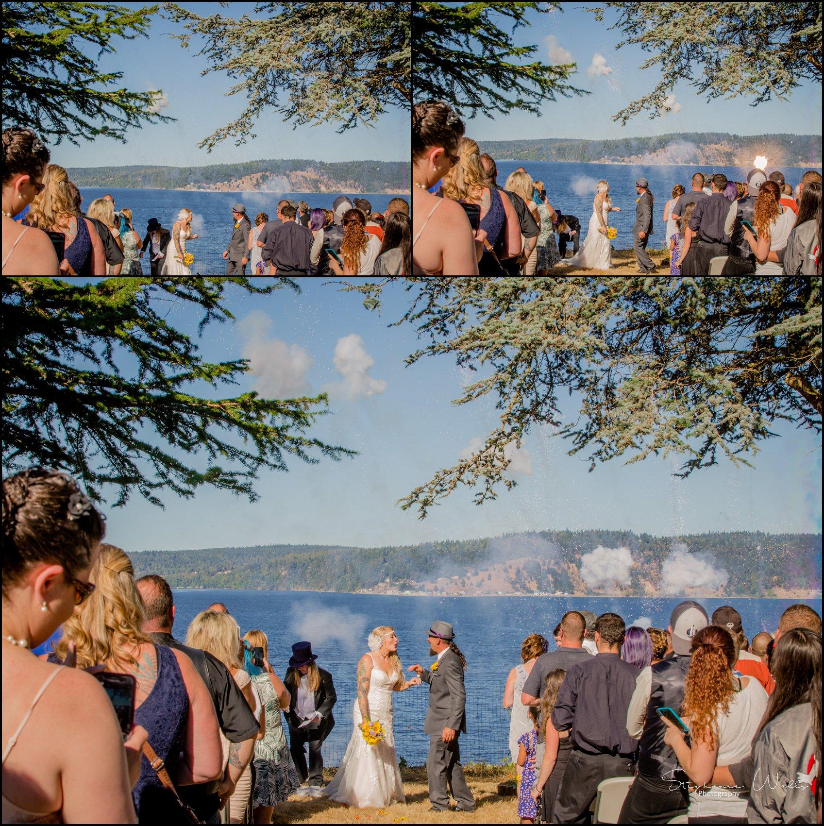 Everist Wedding 270 Patti & Bobbys | Troll Haven Castle & Bandy Farms | Sequim, Wa Wedding Photographer