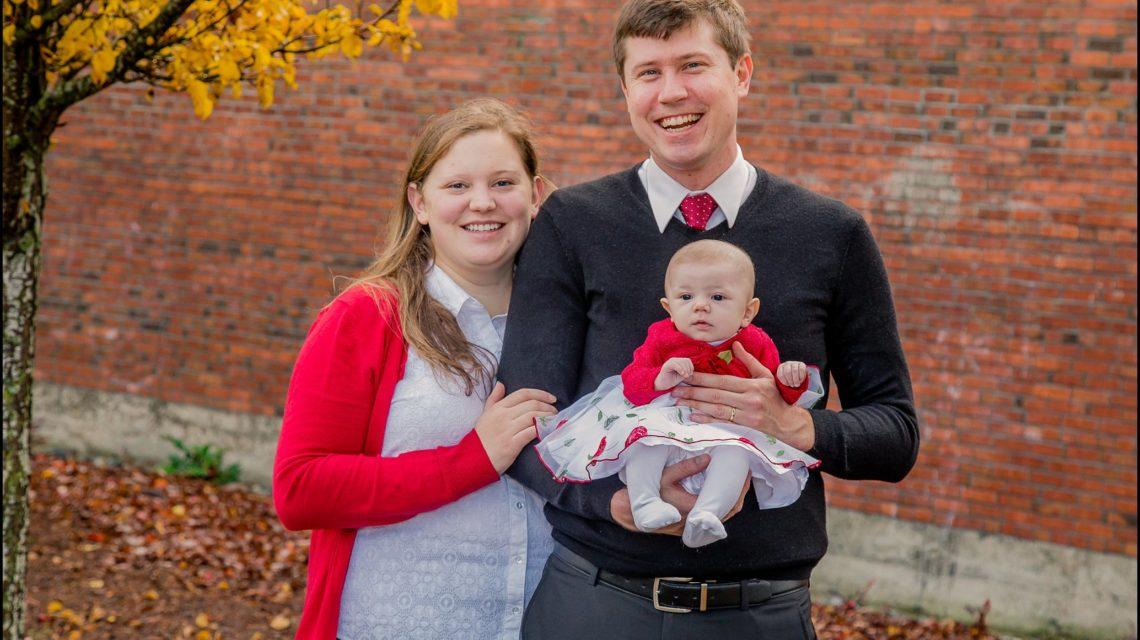 Everett Wedding Photographer | Everett Train Station | Family Photographer