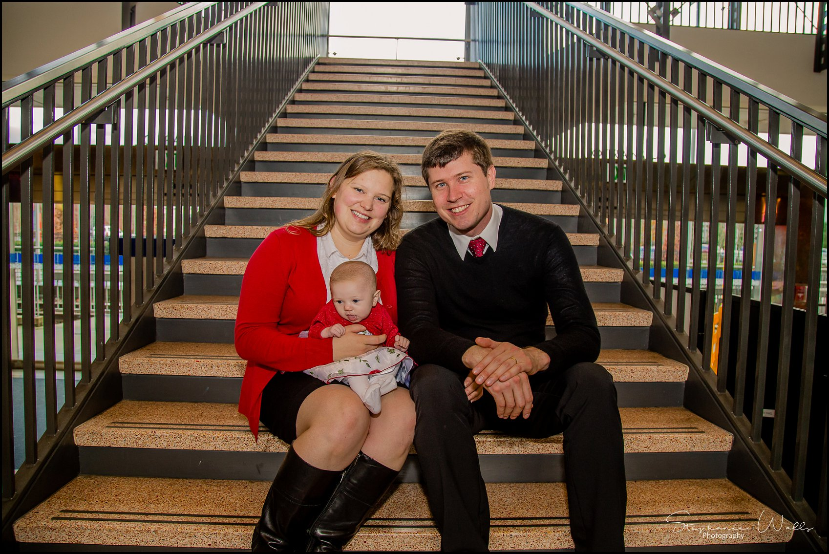 Harrell Family 049 Everett Wedding Photographer | Everett Train Station  | Family Photographer