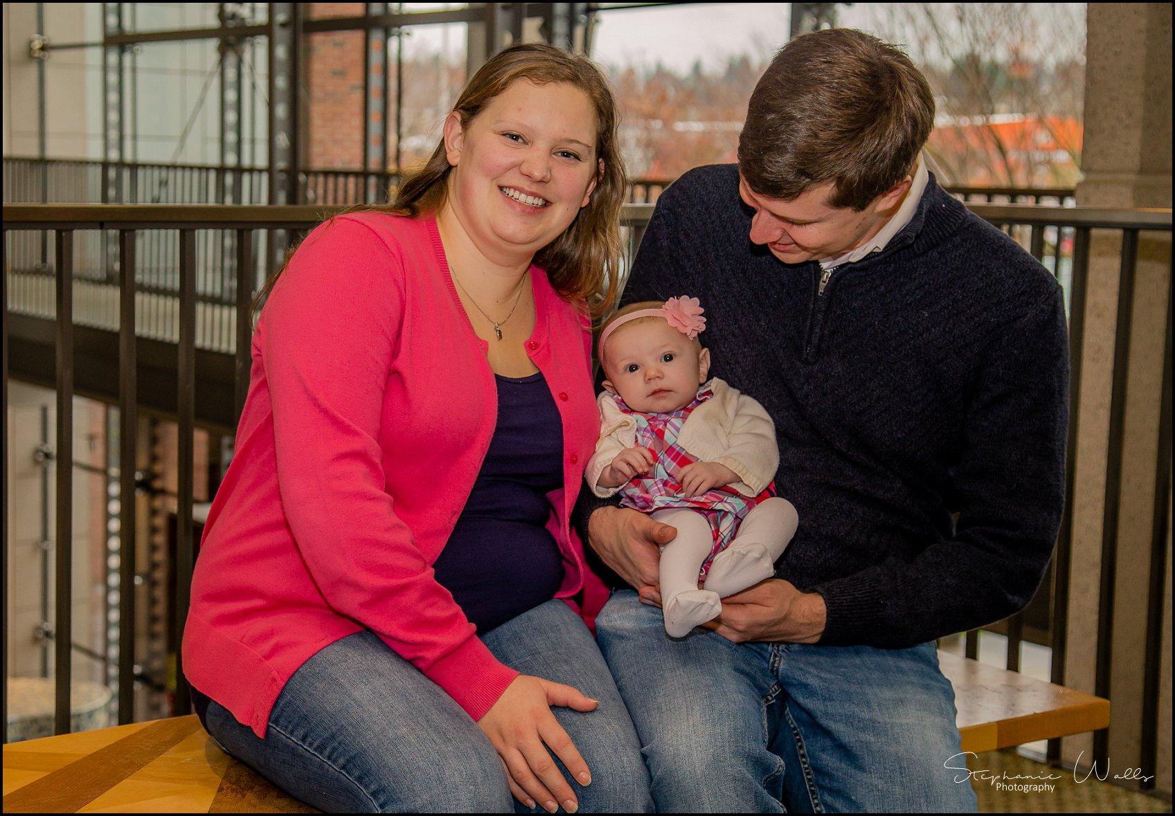 Harrell Family 069 1 Everett Wedding Photographer | Everett Train Station  | Family Photographer