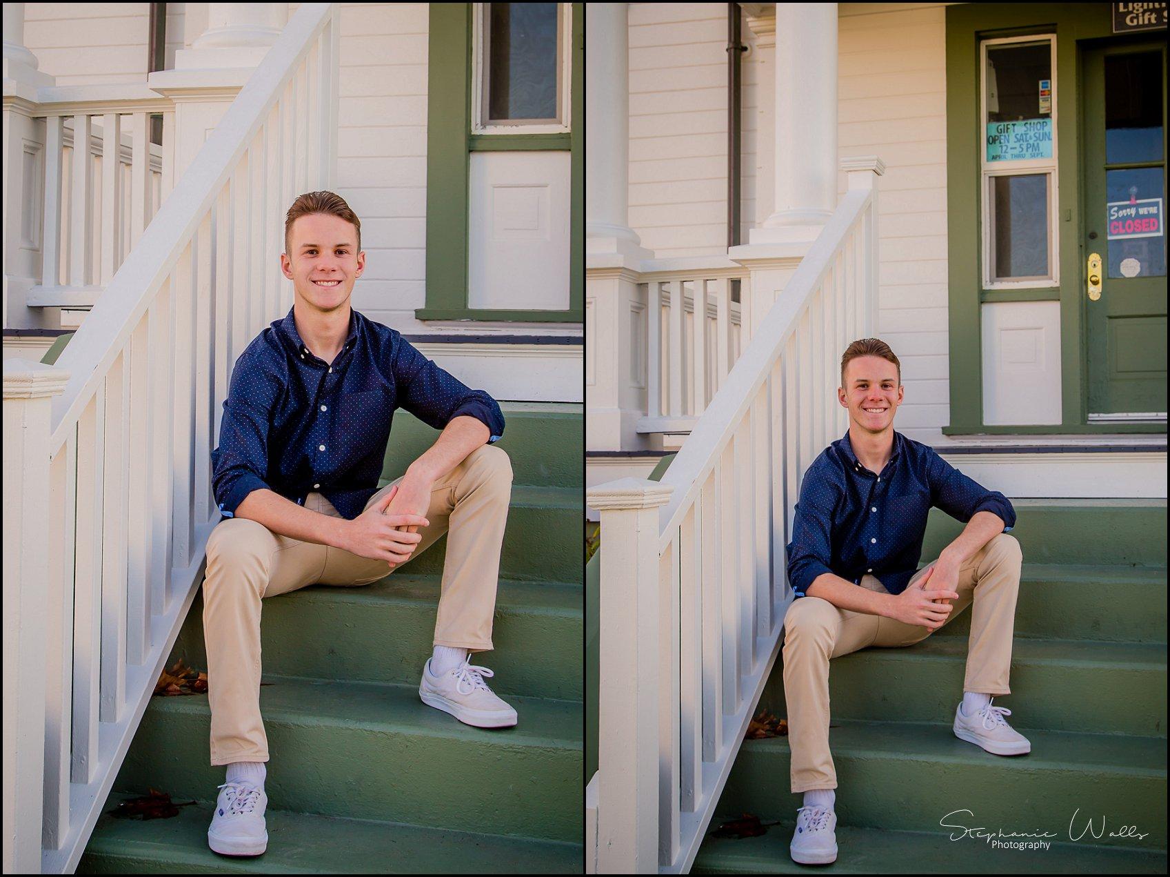 Josh Co2018 002 Josh Co2018 | Mukilteo Lighthouse Park | Bothell High School Senior Photographer