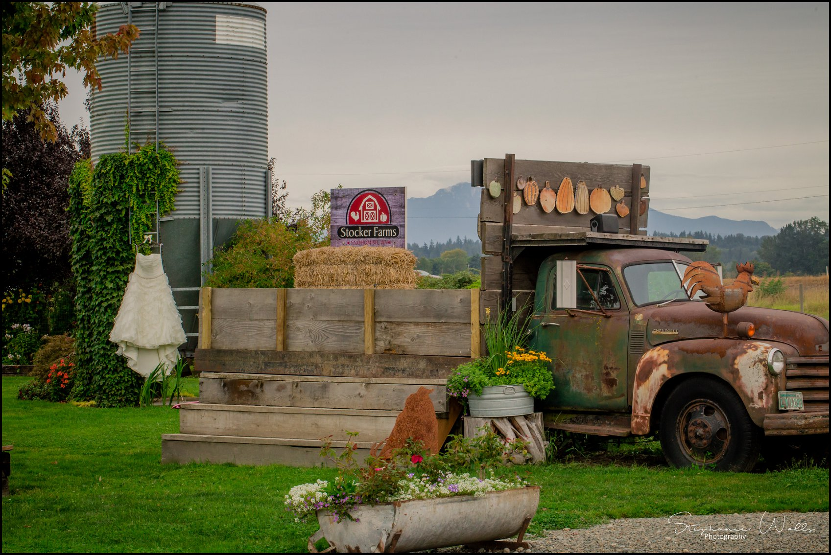 Kimble Wedding 026 Marlena & Allans | Snohomish Red Barn Events (Stocker Farms) | Snohomish, Wa Wedding Photographer