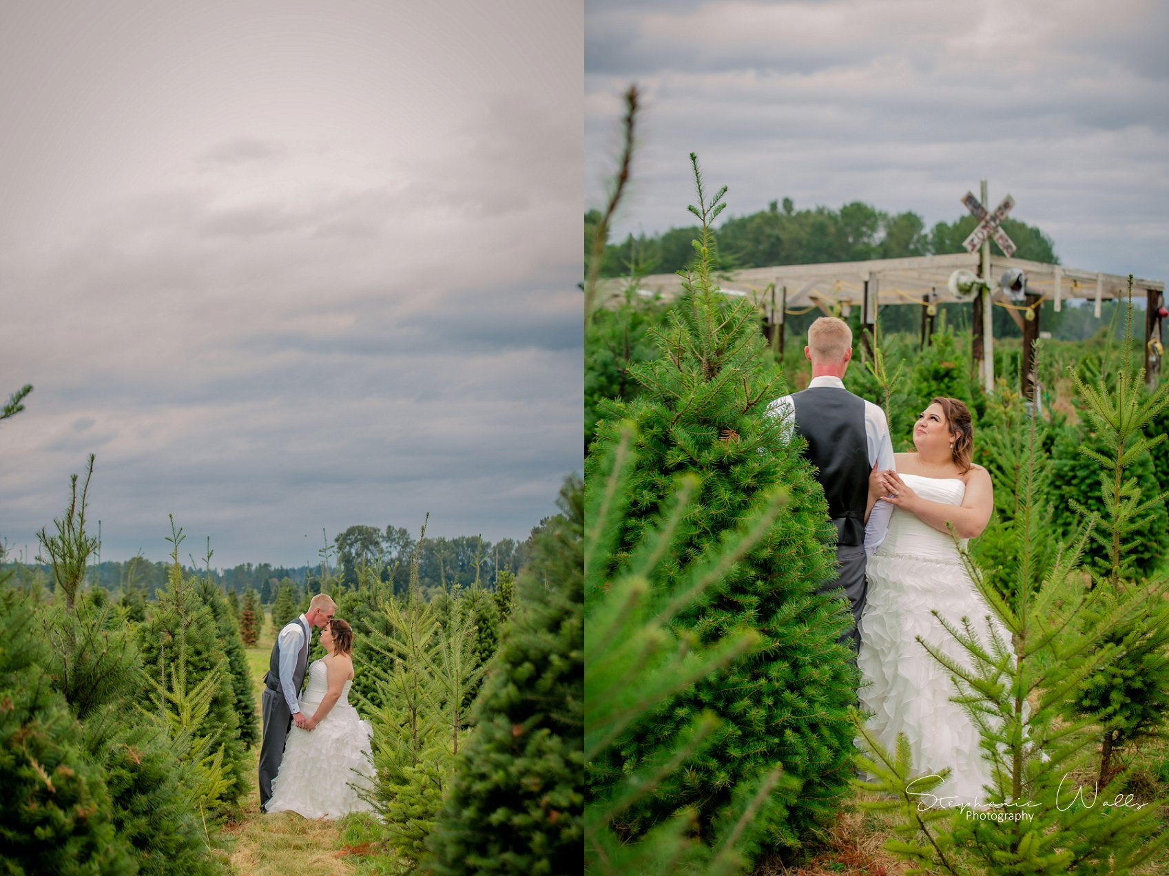 Kimble Wedding 092 Marlena & Allans | Snohomish Red Barn Events (Stocker Farms) | Snohomish, Wa Wedding Photographer