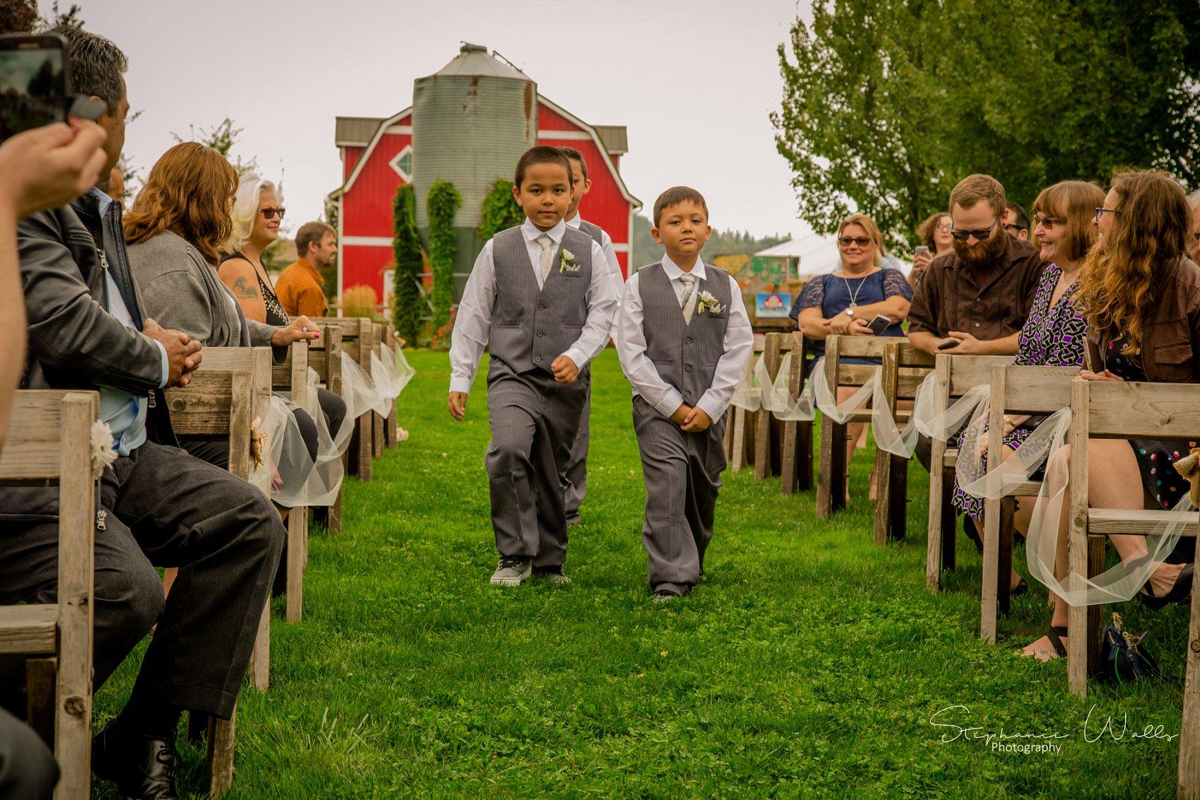 Kimble Wedding 094 Marlena & Allans | Snohomish Red Barn Events (Stocker Farms) | Snohomish, Wa Wedding Photographer