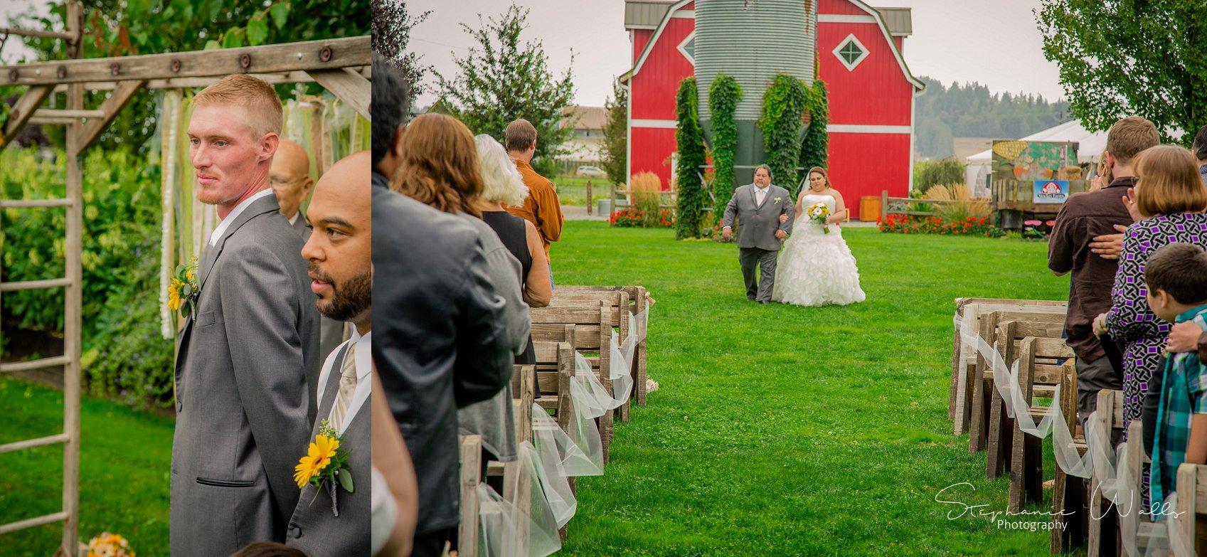 Kimble Wedding 095 Marlena & Allans | Snohomish Red Barn Events (Stocker Farms) | Snohomish, Wa Wedding Photographer