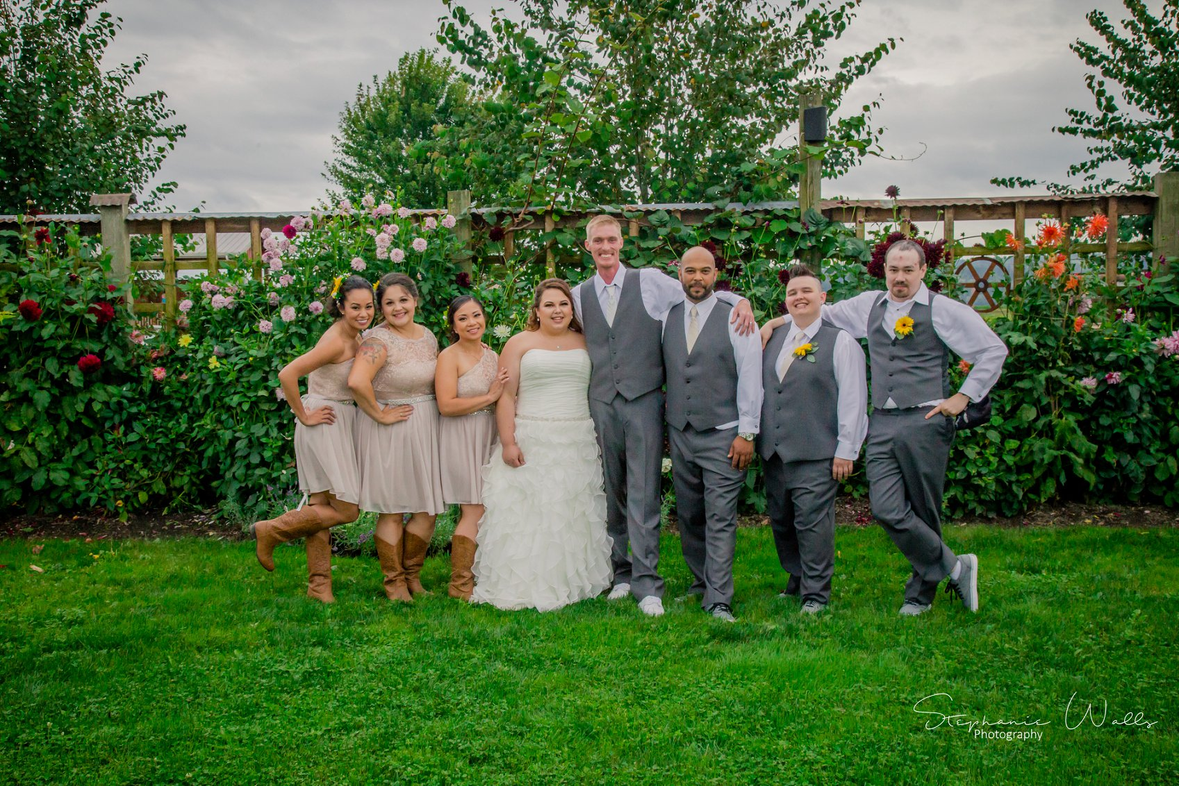 Kimble Wedding 102 Marlena & Allans | Snohomish Red Barn Events (Stocker Farms) | Snohomish, Wa Wedding Photographer