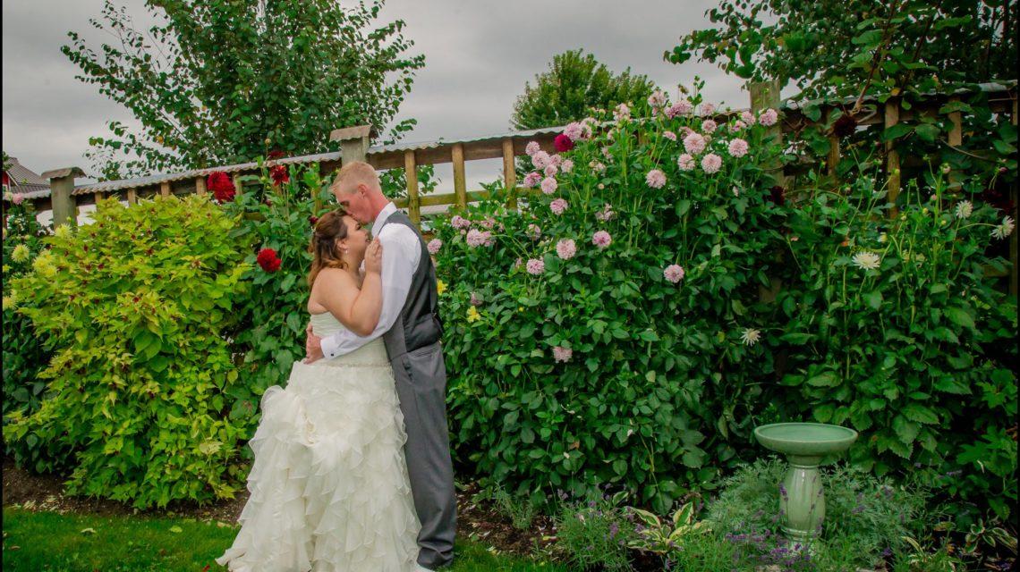 Marlena & Allan's | Snohomish Red Barn Events (Stocker Farms) | Snohomish, Wa Wedding Photographer