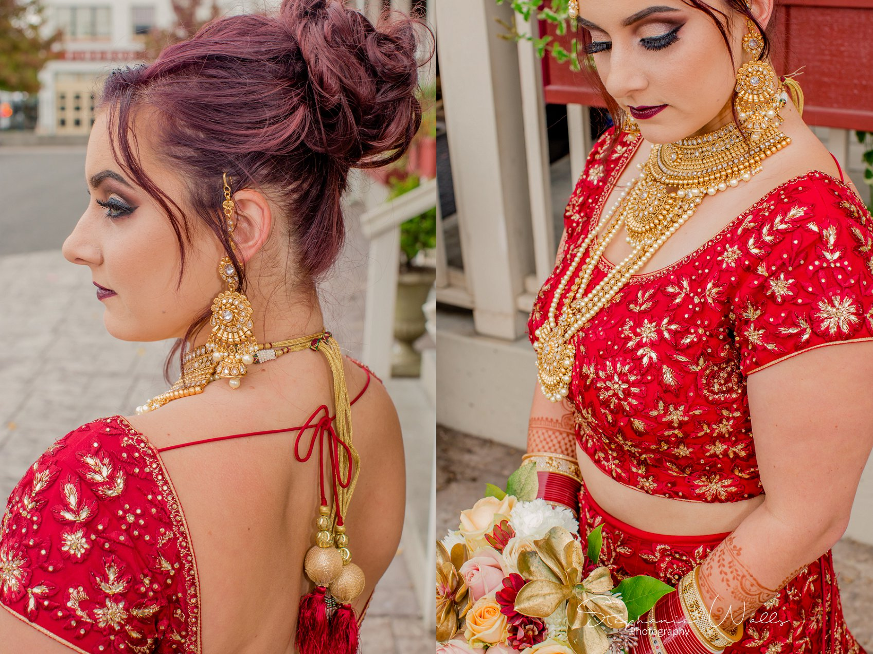 Kaushik 164 2 Snohomish Fusion Indian Wedding With Megan and Mo