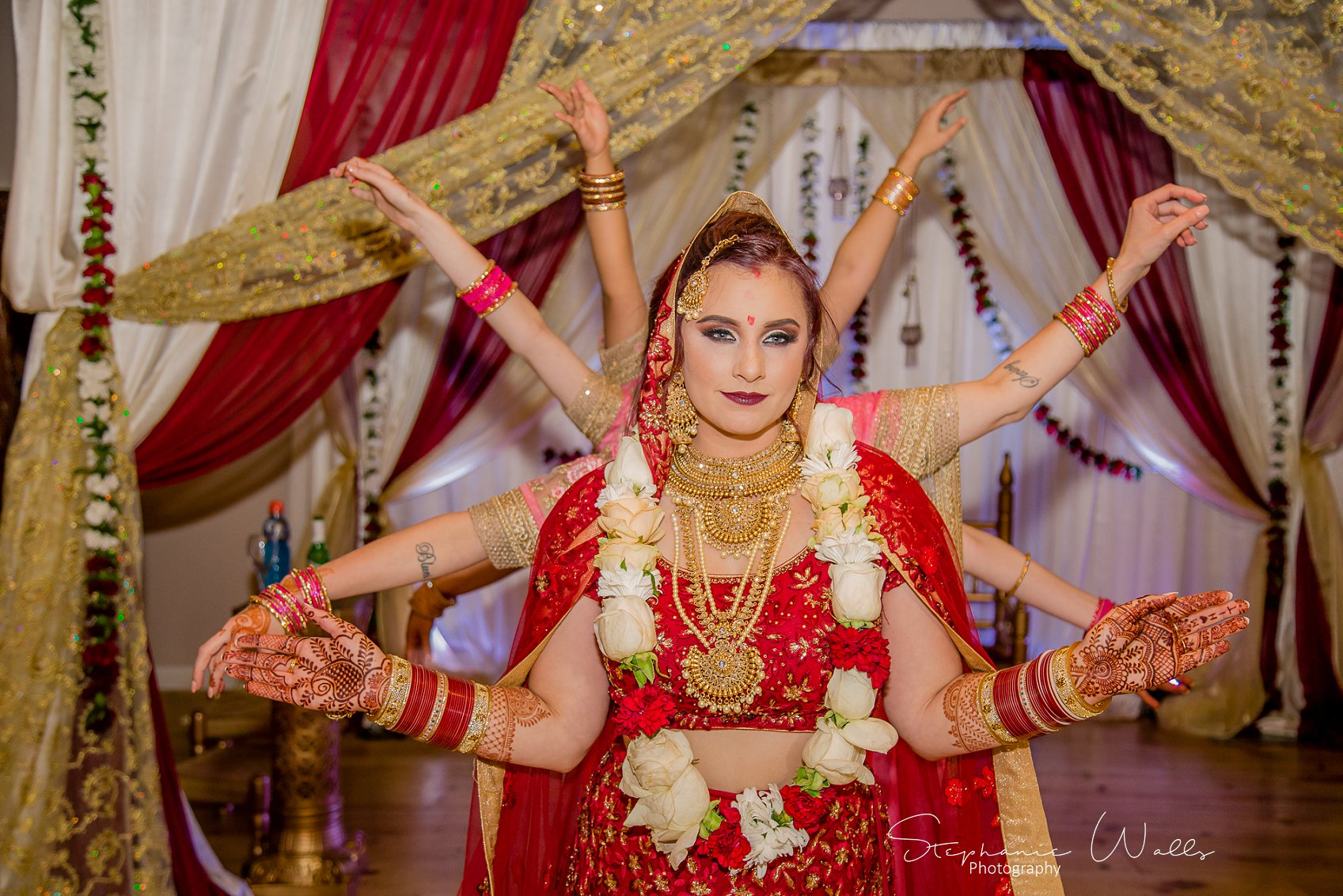 Kaushik 225 Snohomish Fusion Indian Wedding With Megan and Mo