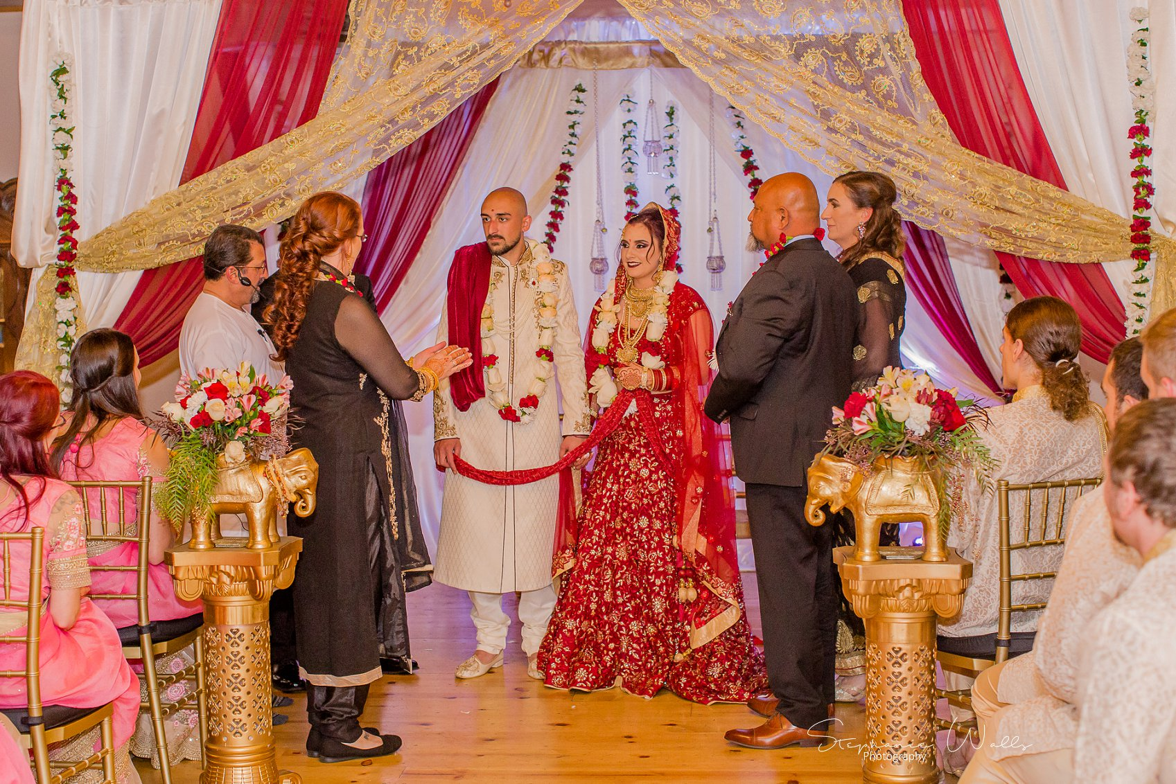 Kaushik 287 Snohomish Fusion Indian Wedding With Megan and Mo
